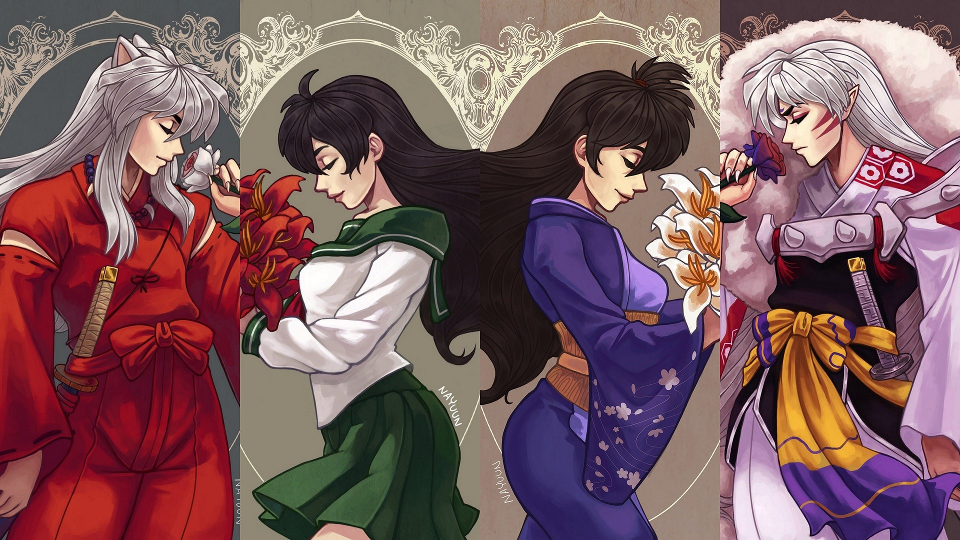 1920x1080 InuYasha HD Wallpaper | Background Image |  | ID:988924 - Wallpaper  Abyss