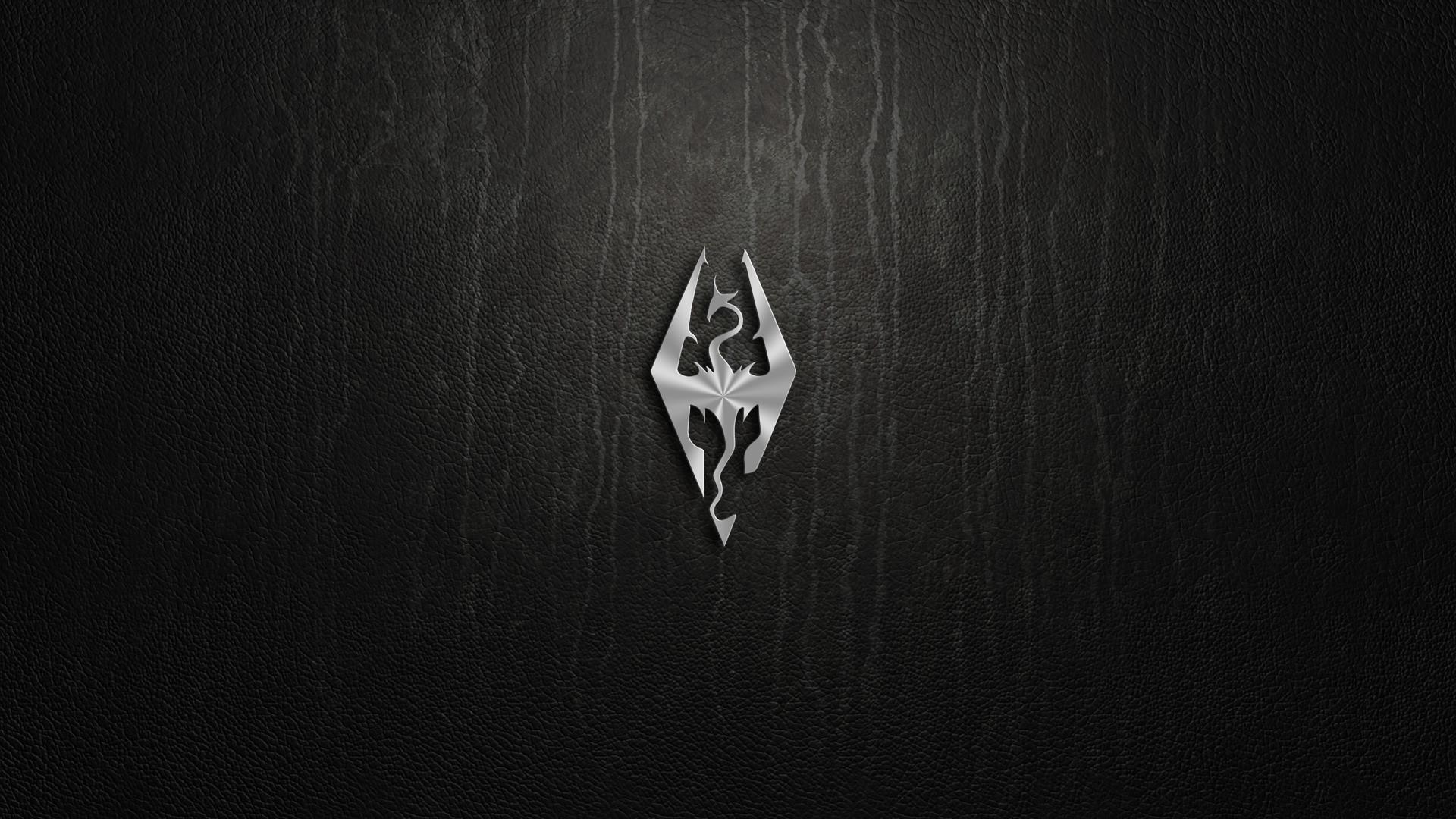 Skyrim Logo Wallpaper 82 Images