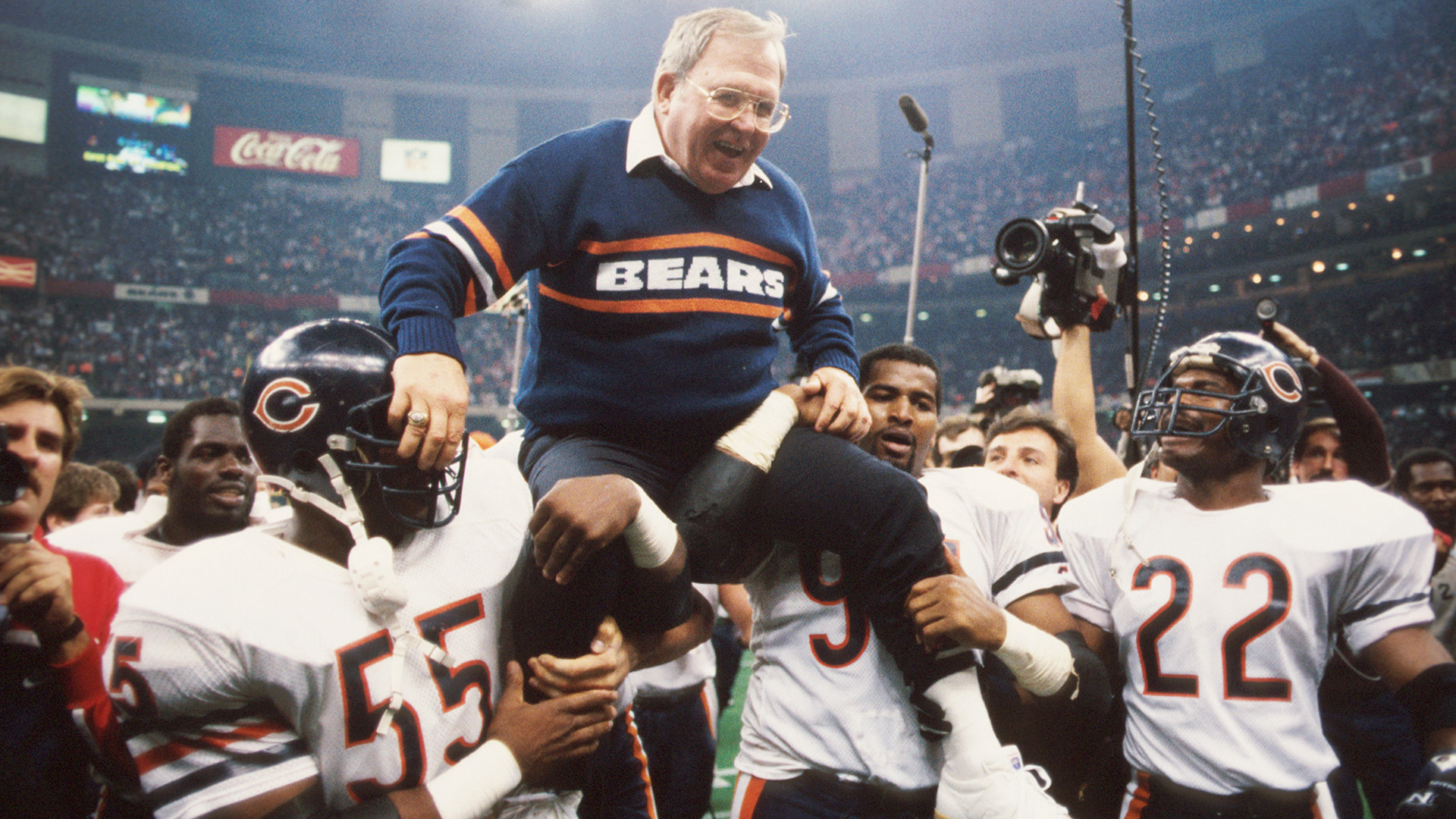 1920x1080 Players, colleagues pay respects to former Bears defensive whiz Buddy Ryan  - Chicago Tribune
