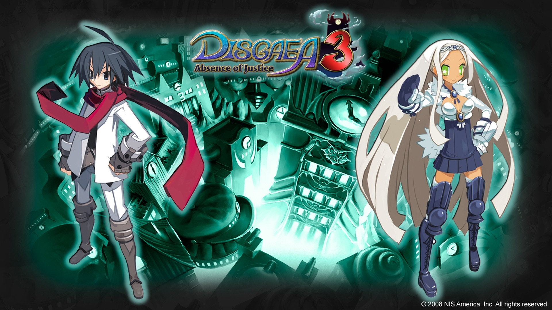 1920x1080 Disgaea 3 363580 - WallDevil Video Game Disgaea wallpapers (Desktop, Phone,  Tablet) - Awesome .