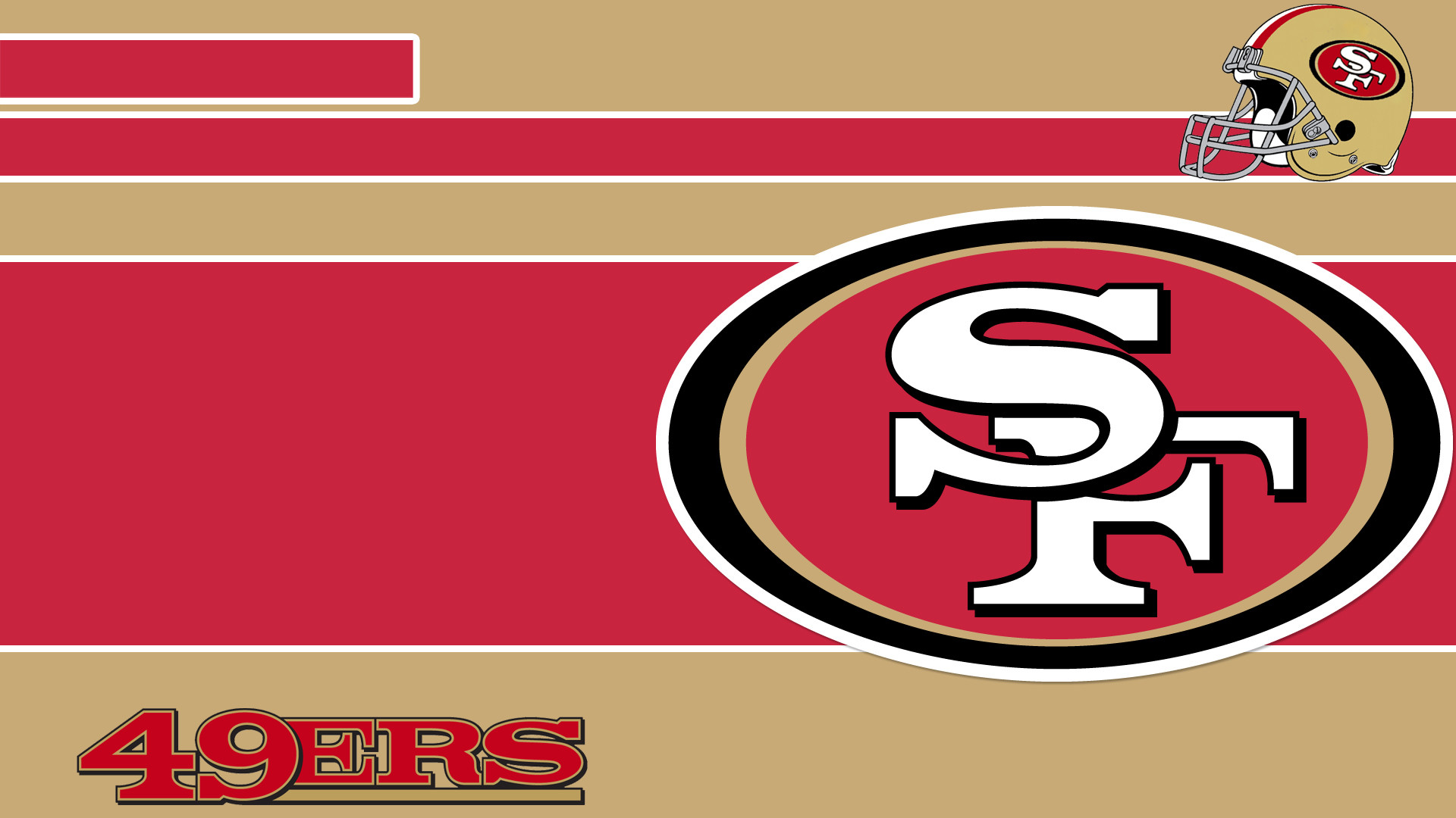 Sf 49ers wallpaper 69 images 1920x1080 voltagebd Image collections