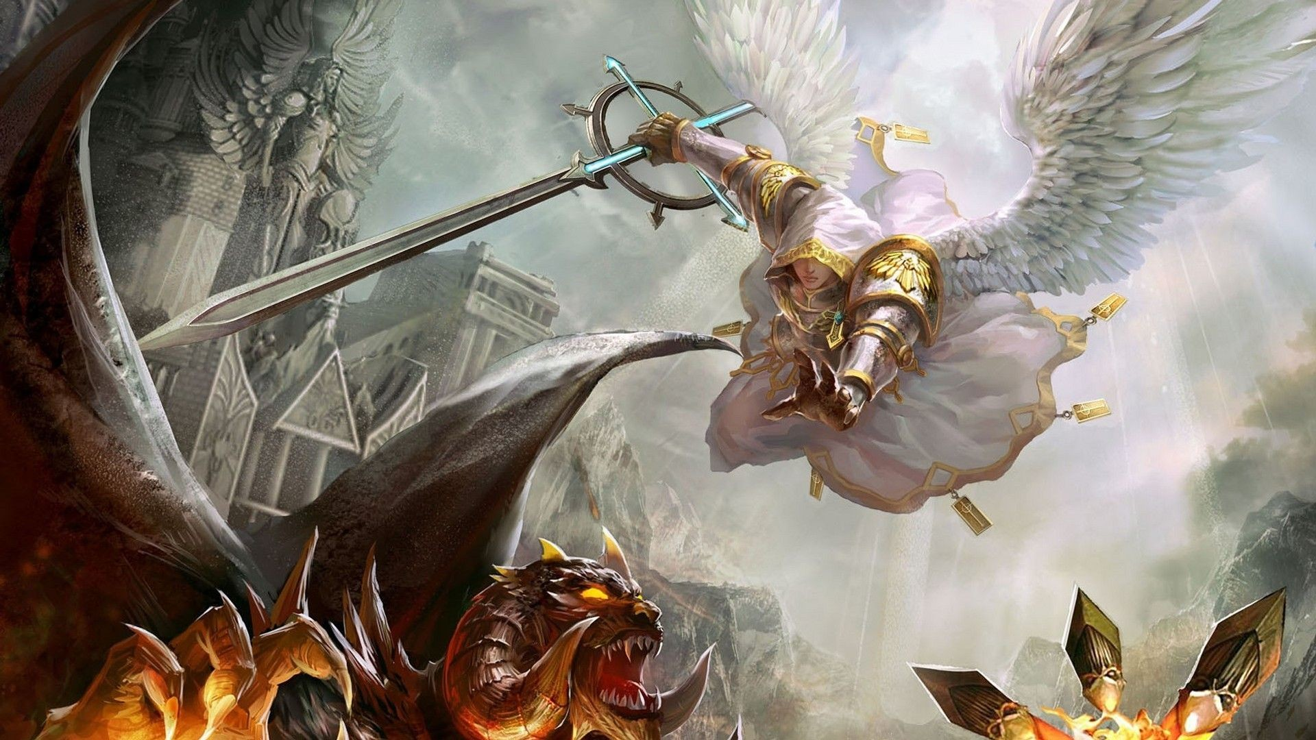 2560x1600 Magic The Gathering Images Nissa Vital Force HD Wallpaper And Background Photos