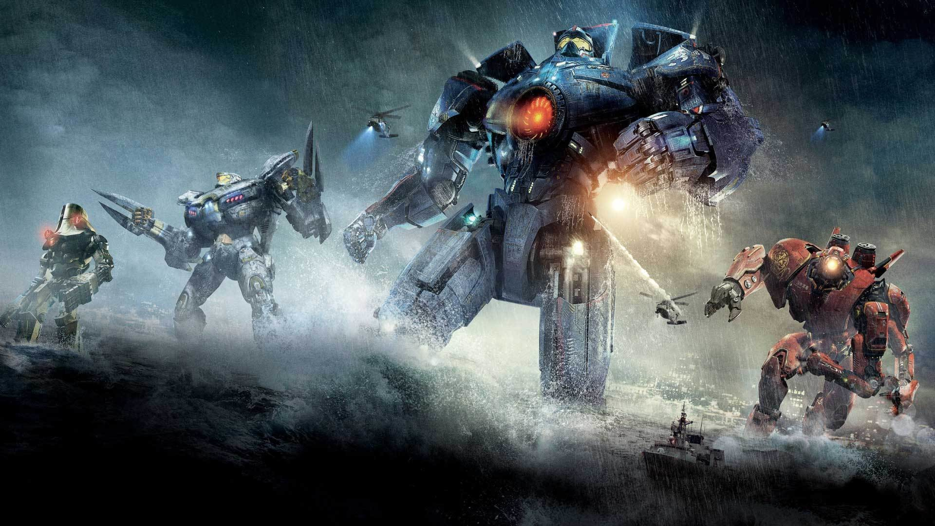 1920x1080 Pacific Rim Wallpapers 1920×1080