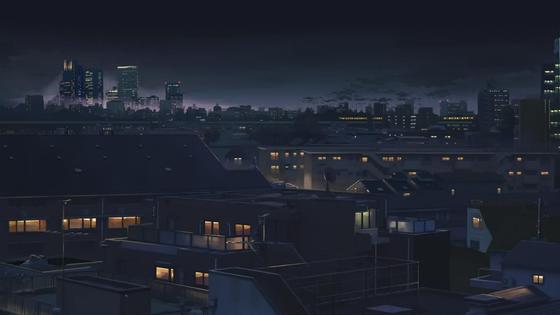 Dark Japan Wallpaper Hd