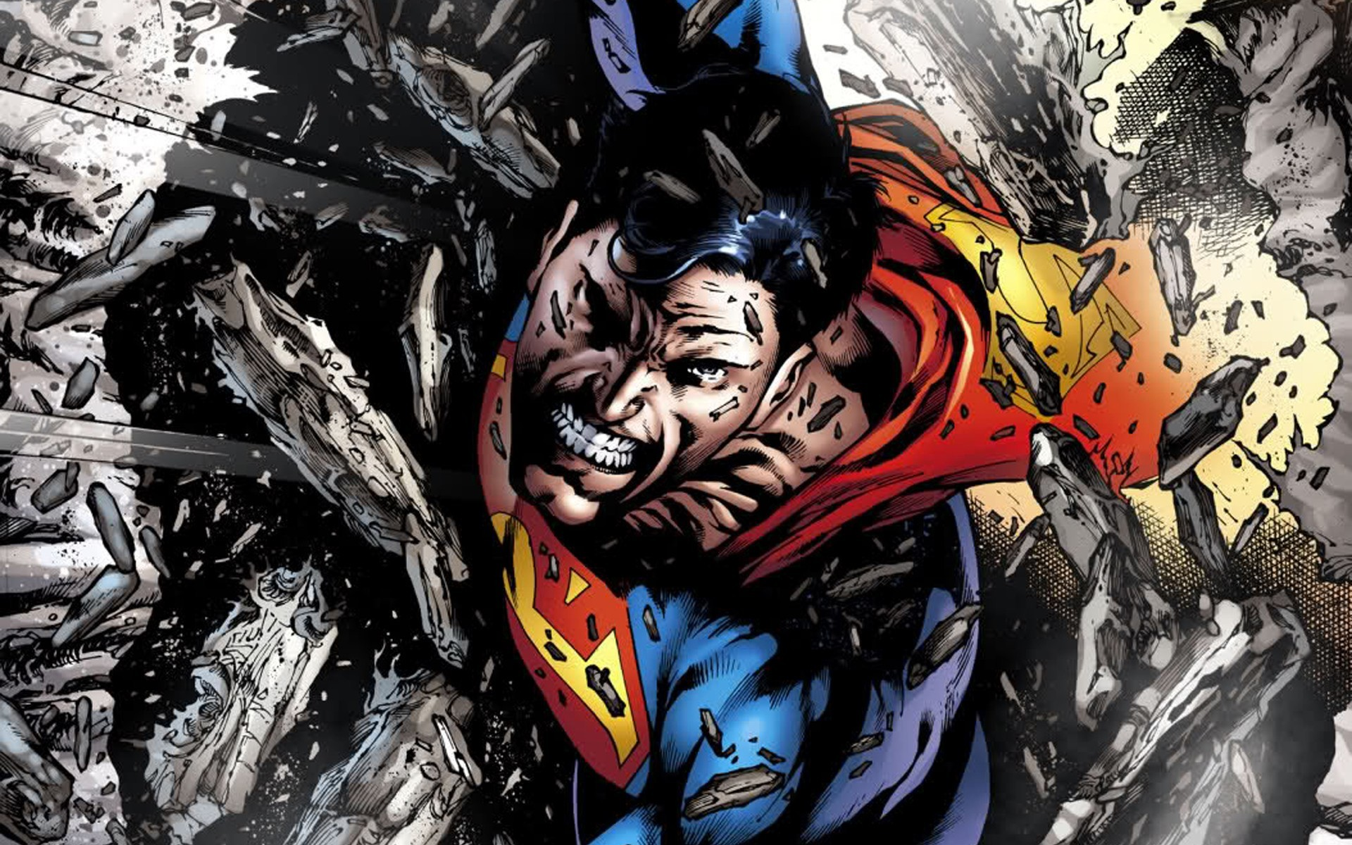 1920x1200 Superman Computer Wallpapers, Desktop Backgrounds Id: 386241