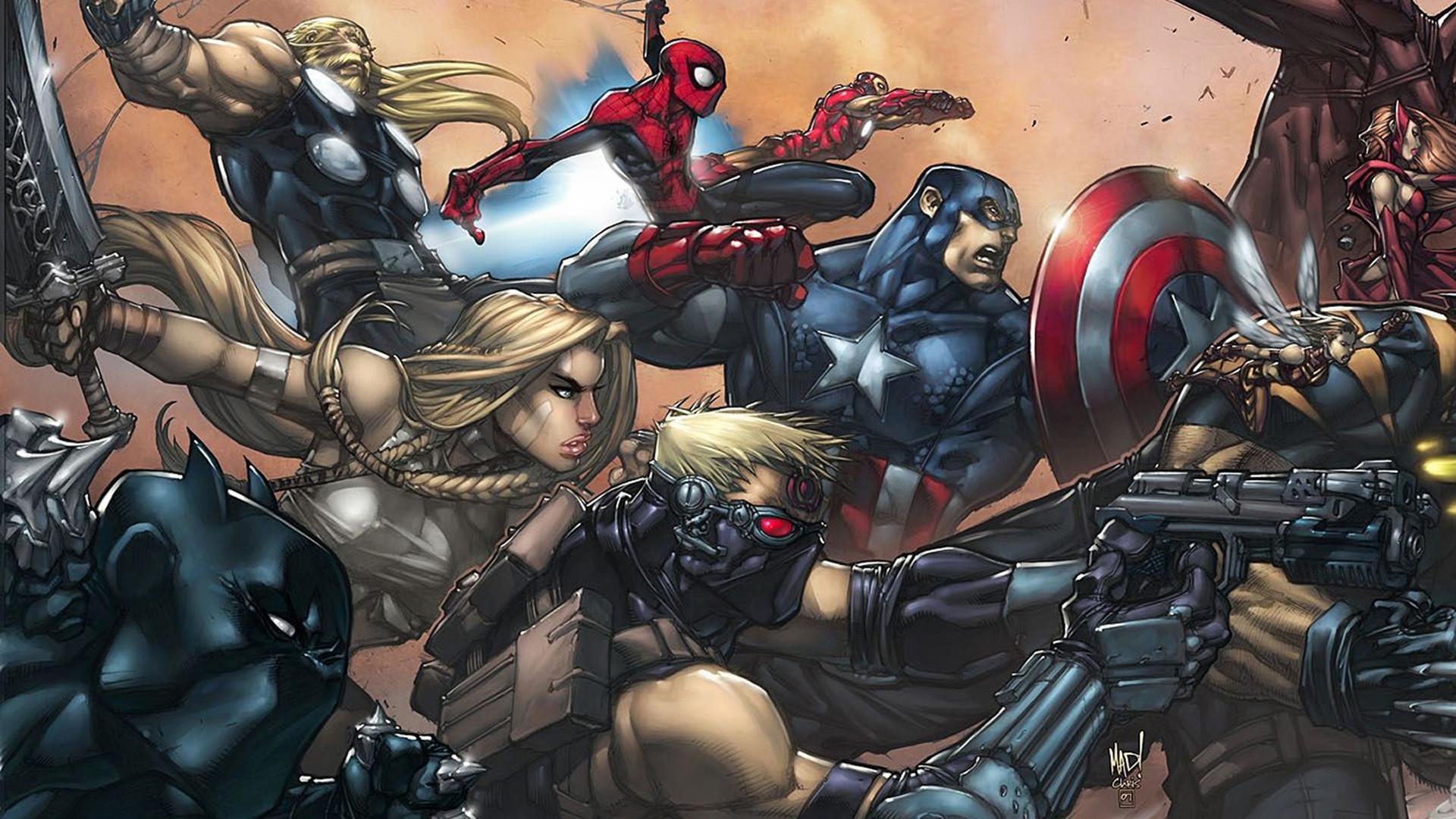 Marvel avengers desktop wallpaper 79 images - Avengers superhero wallpaper ...