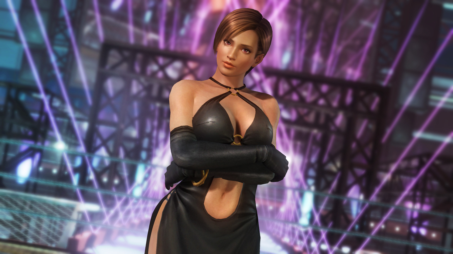 1920x1080 Dead or Alive 5 Kitties, Maids and Much More Costume Packs