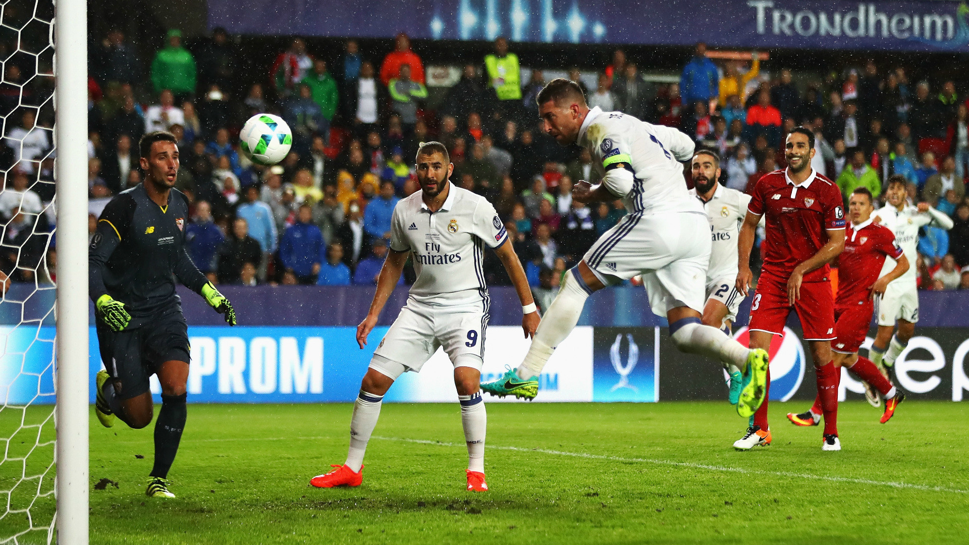1920x1080 From 92:48 to 92:34 - Sergio Ramos is always there when it matters most for  Real Madrid
