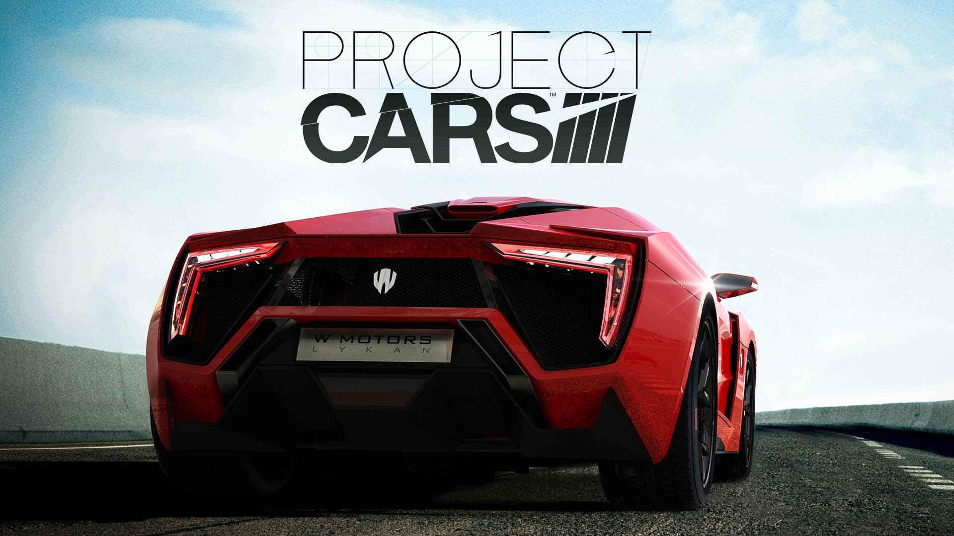 1920x1080 Motors Lykan Hypersport Rear View Project Cars Wallpaper #3455  CoolWallpapers.site