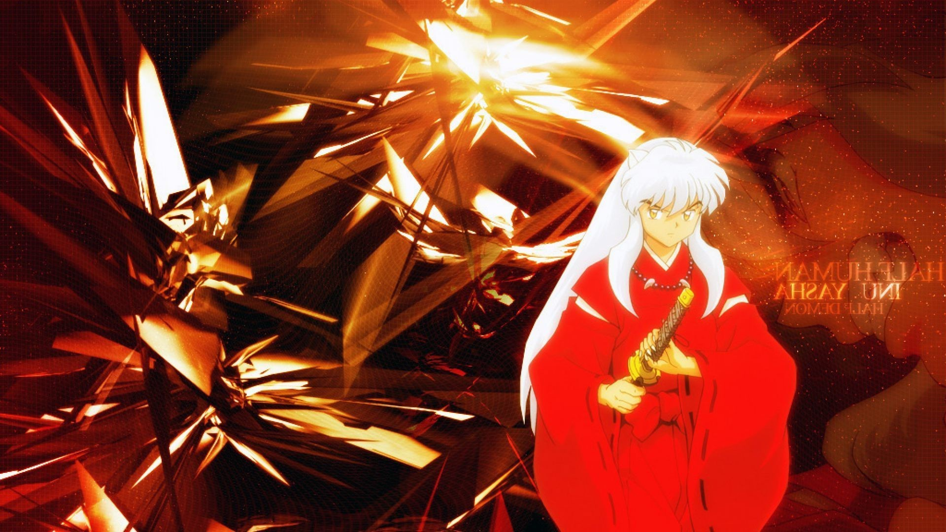 1920x1080 Inuyasha Free HD Widescreen Wallpapers