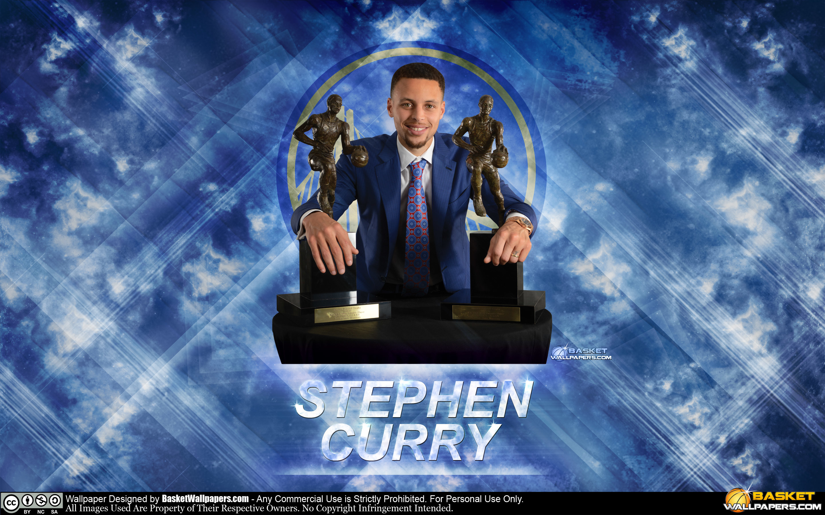 2880x1800 Stephen Curry Back to Back MVP  Wallpaper