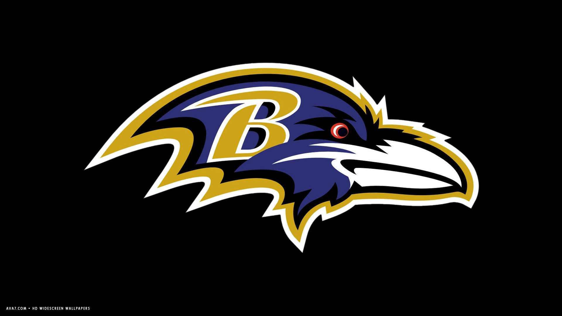 1920x1080 baltimore ravens football logo hd wallpaper hd widescreen wallpaper