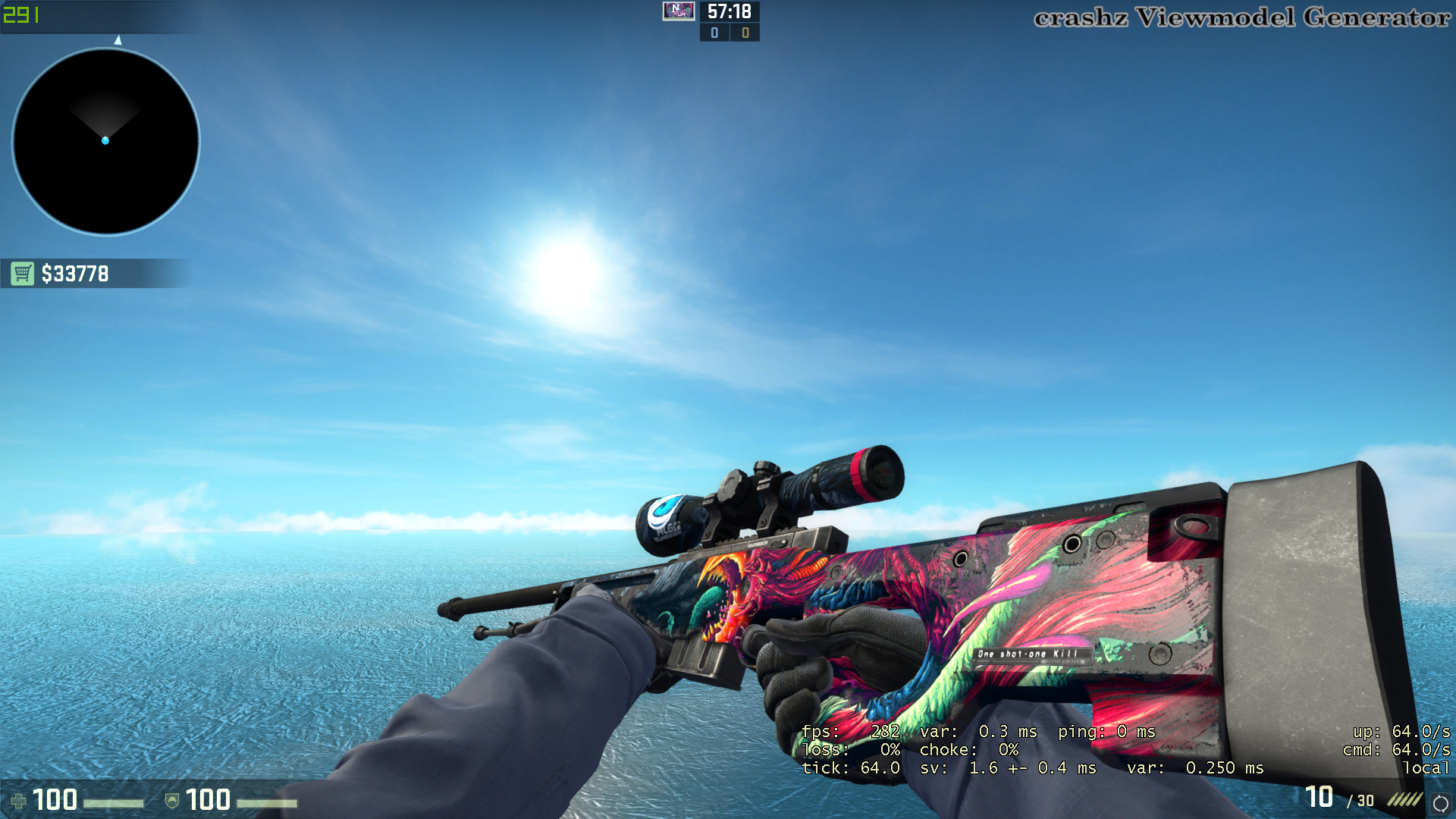 1920x1080 AWP HYPER BEAST WW -FT LOOK