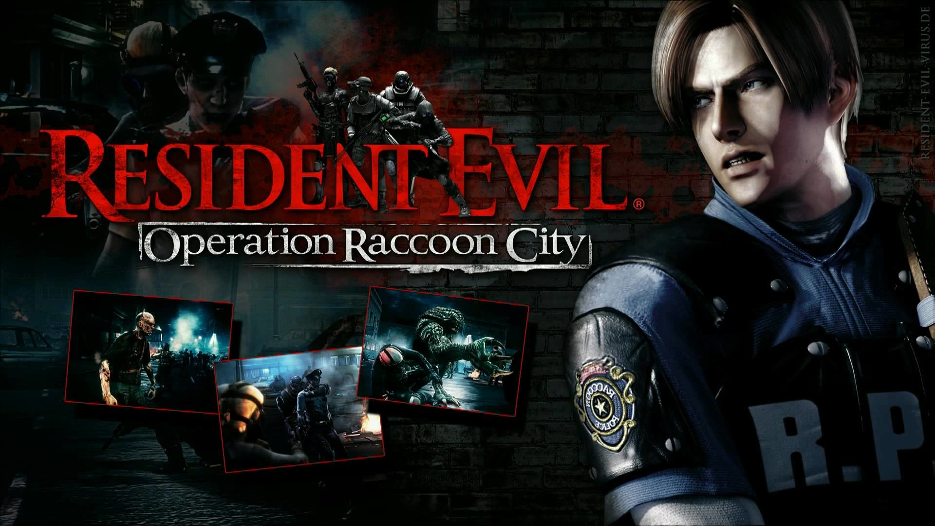 1920x1080 Resident Evil: Operation Raccoon City - HD Wallpaper 01 (REV EXCLUSIVE)