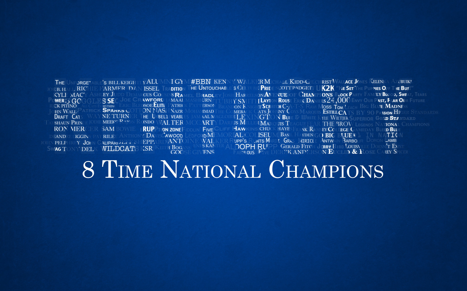1920x1200 HD Kentucky Wildcats Wallpaper.