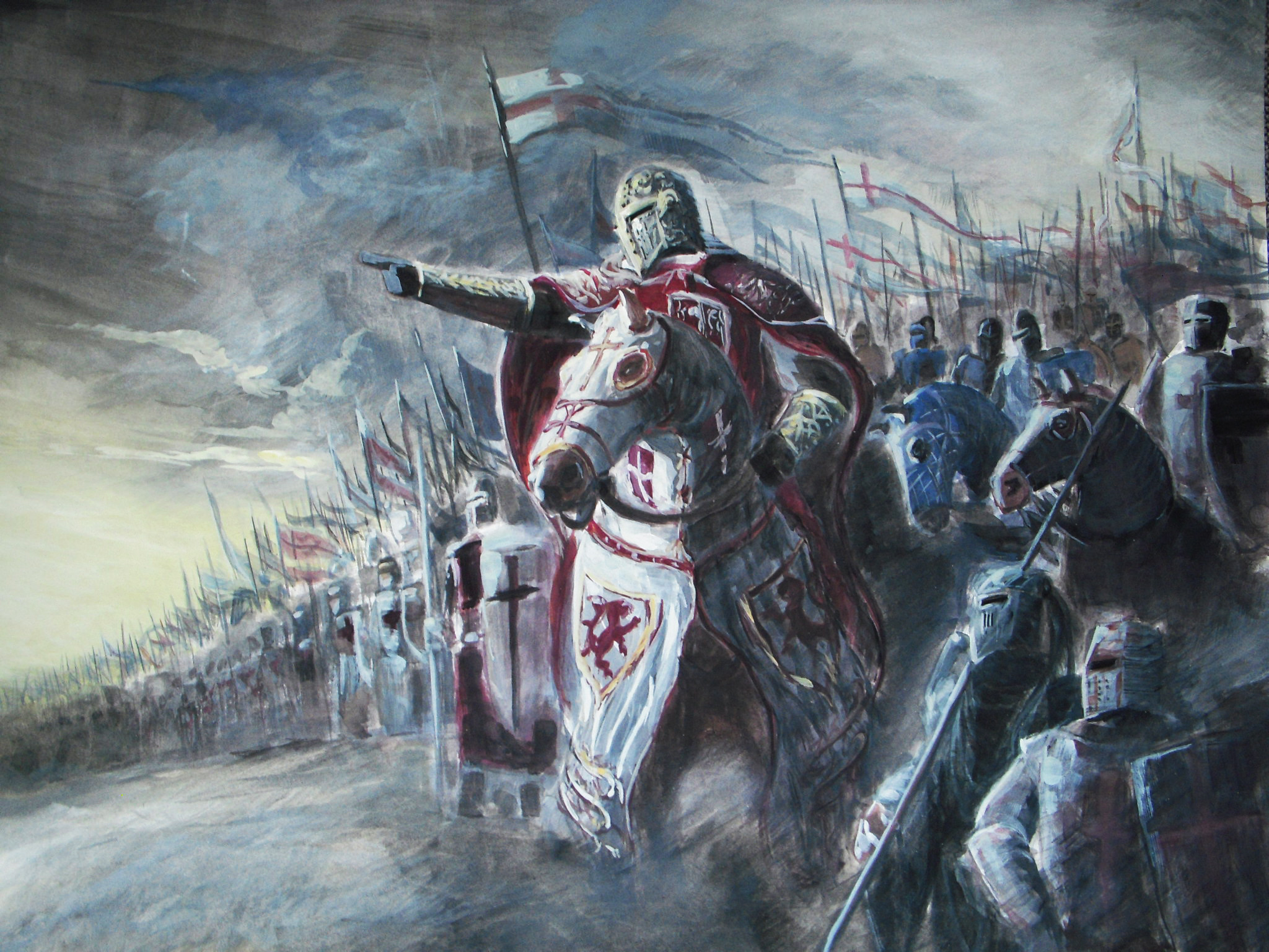 Knight templar wallpaper