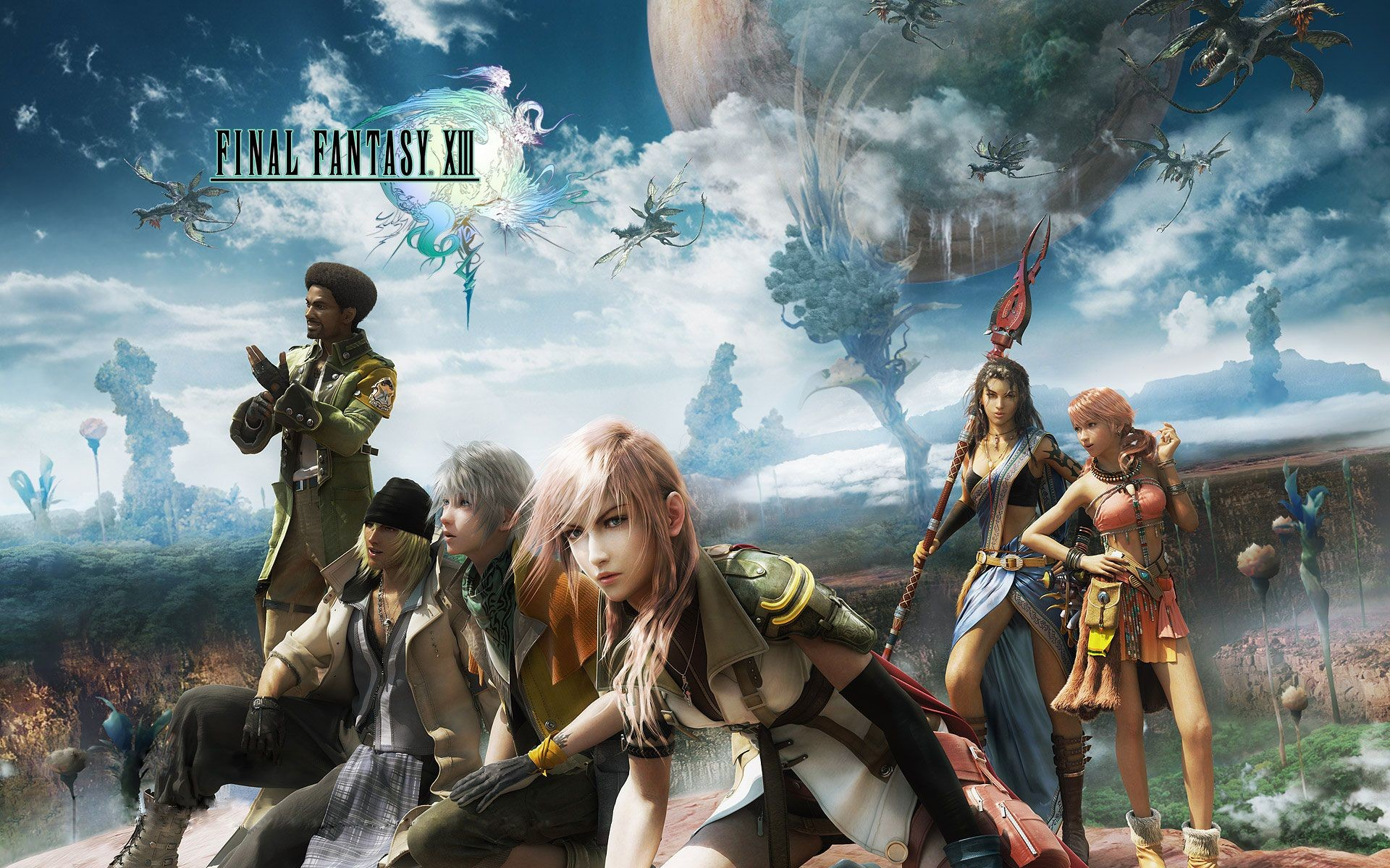 1920x1200 Final Fantasy XIII HD Wallpapers in HD