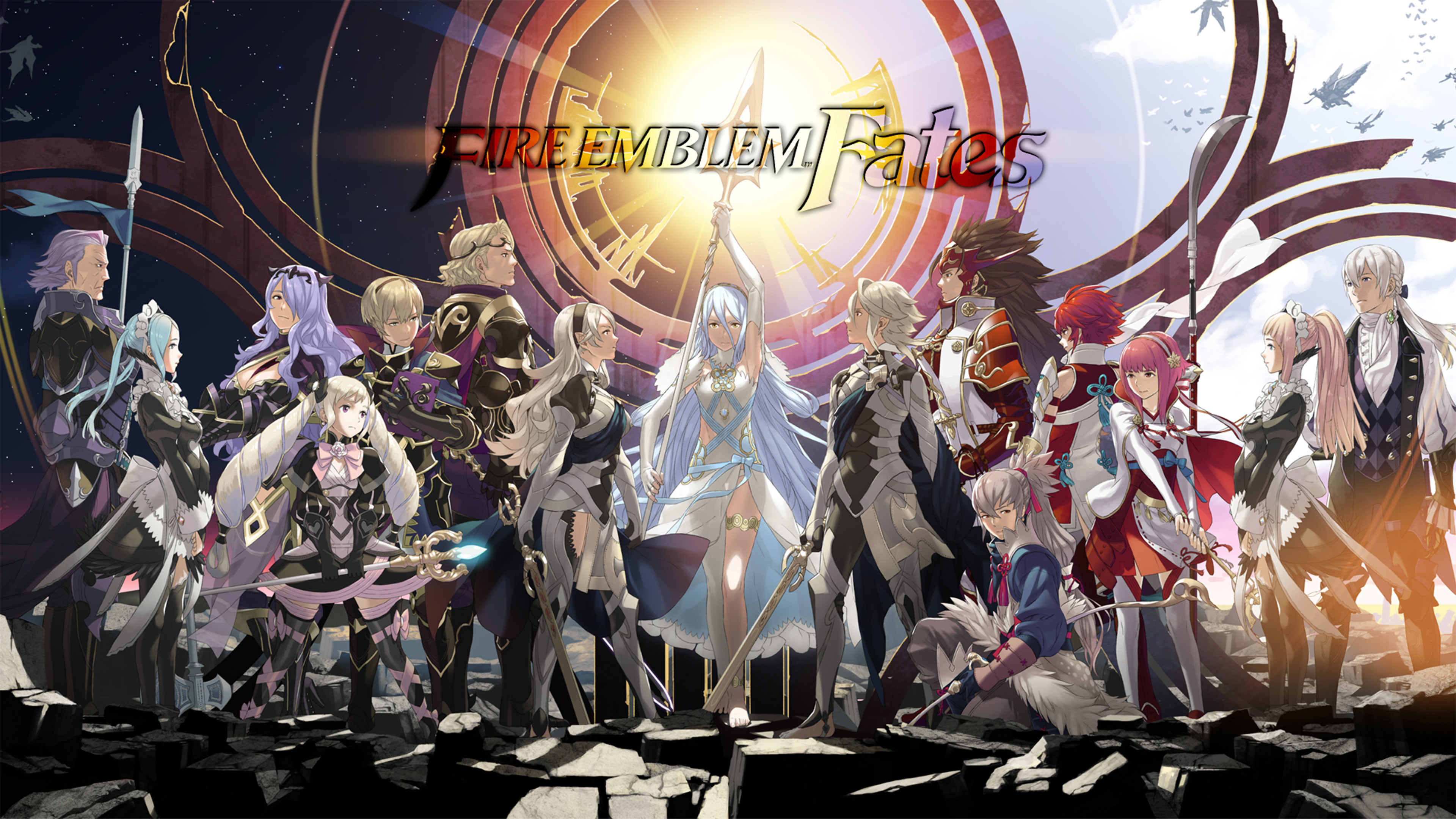 Fire Emblem Fates Wallpapers 79 Images