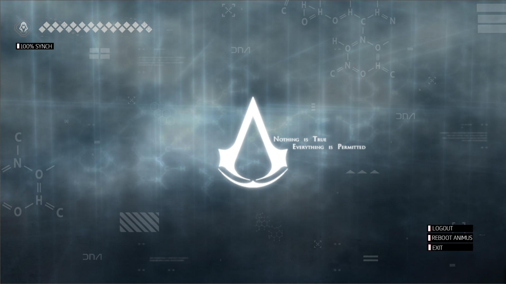 1920x1080 Assassins Creed Animus V2 By Eragon2589