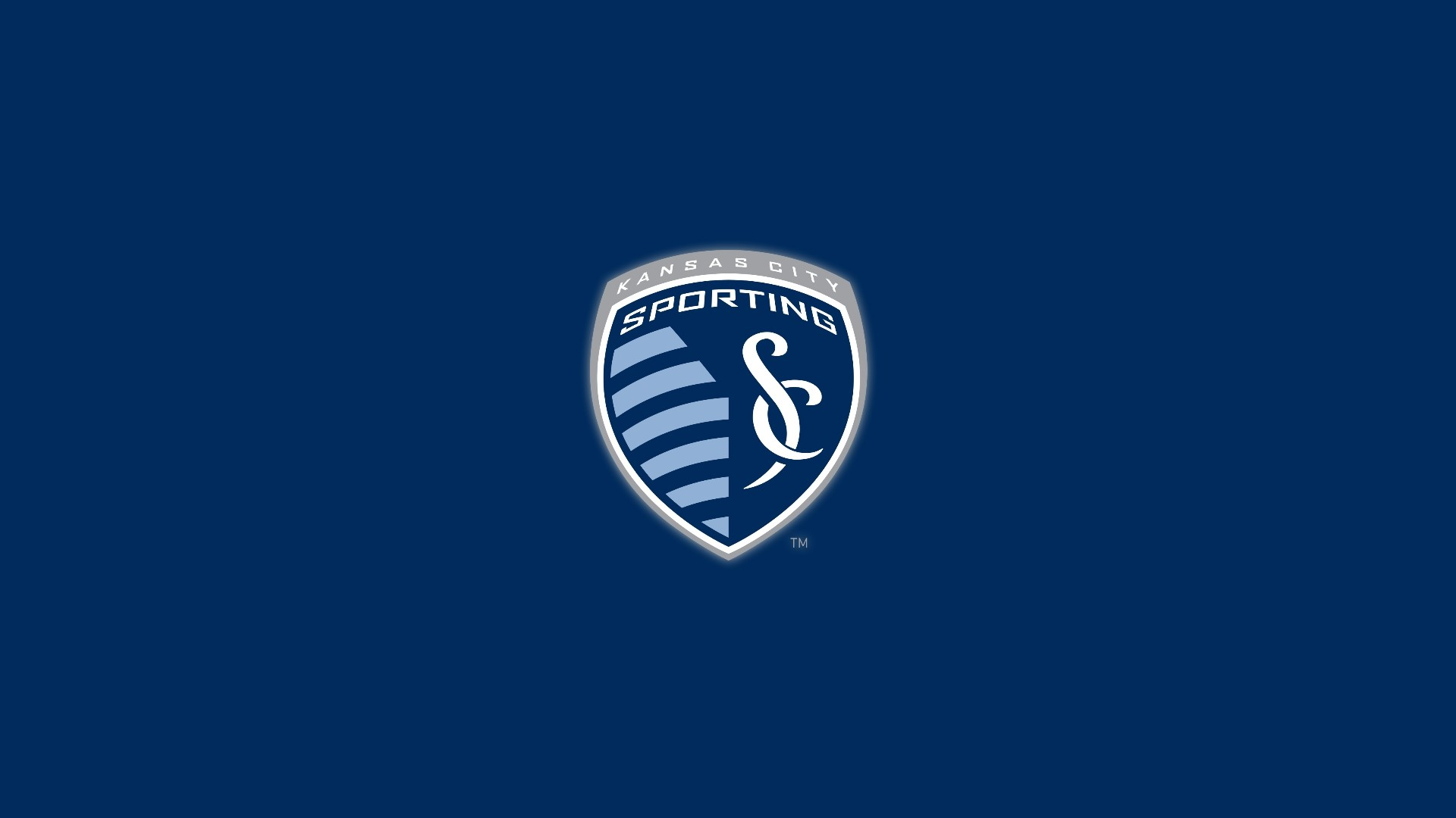 1920x1080 Sporting Kansas City Logo Wallpaper