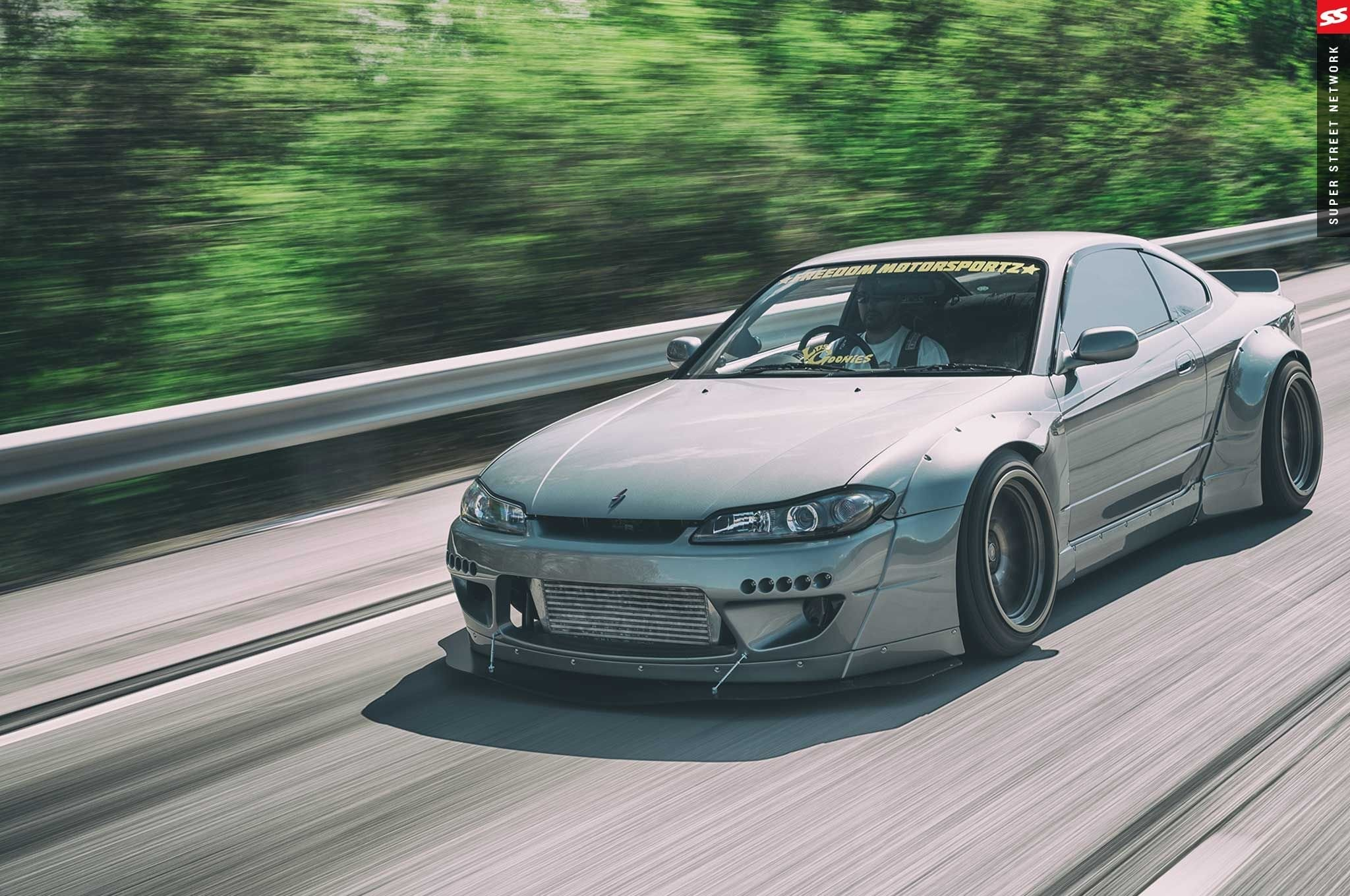 2048x1360 Rocket Bunny Nissan Silvia S15 cars coupe bodykit modified wallpaper |   | 886905 | WallpaperUP