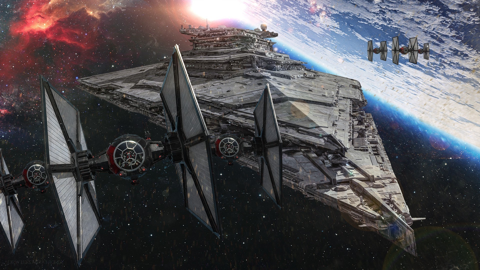 Star Wars Art Wallpaper 77 Images