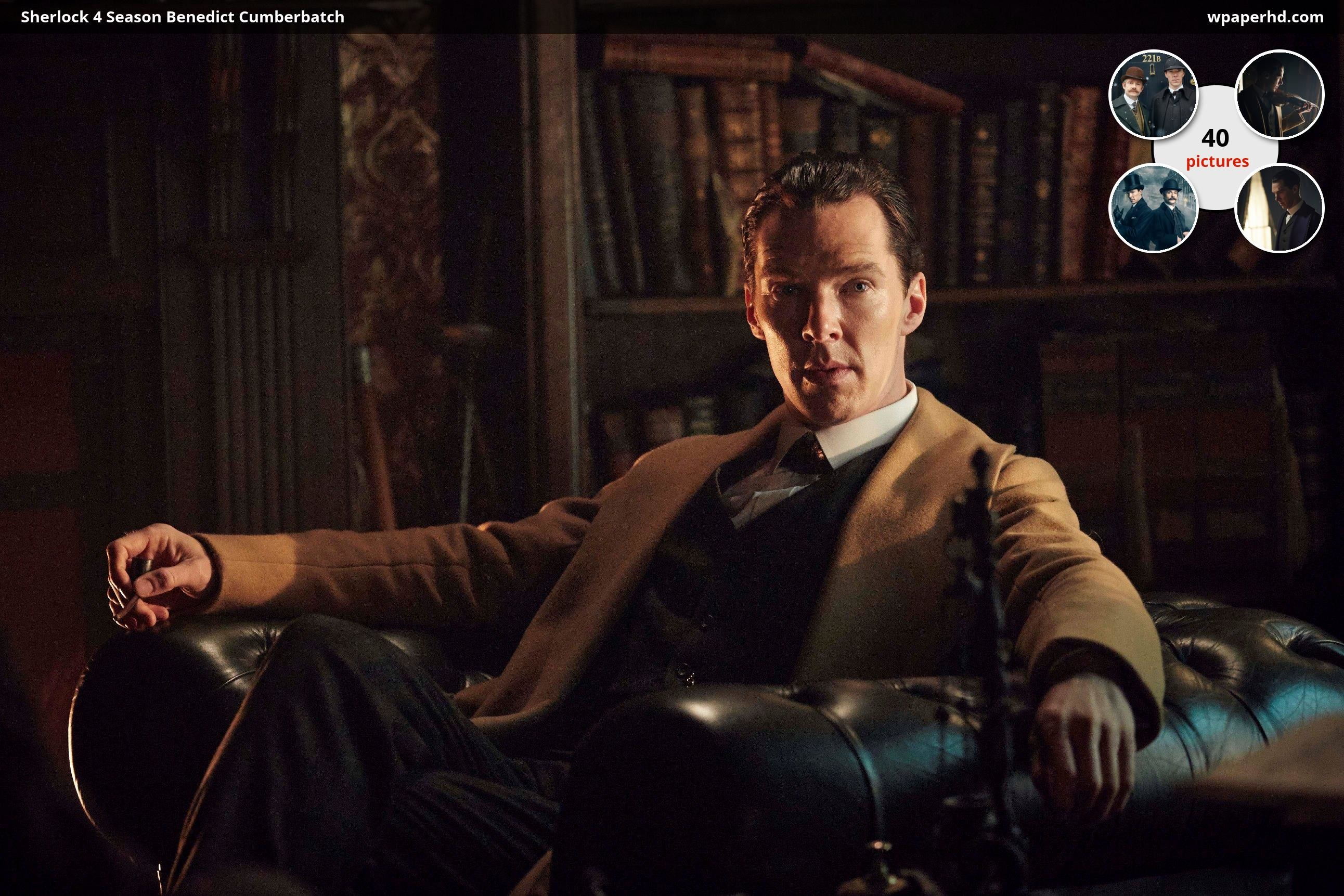 Benedict Cumberbatch Sherlock Wallpaper (82+ images)
