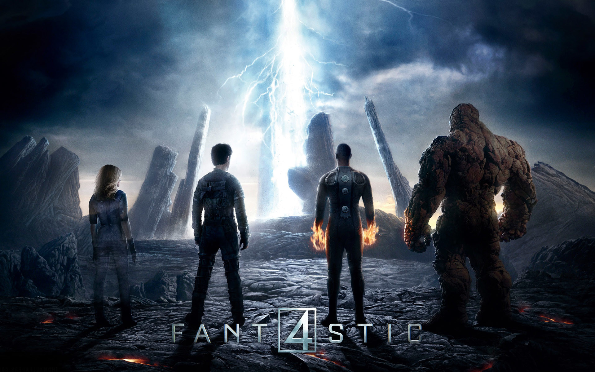 1920x1200 H& Fantastic Four Cover Photo