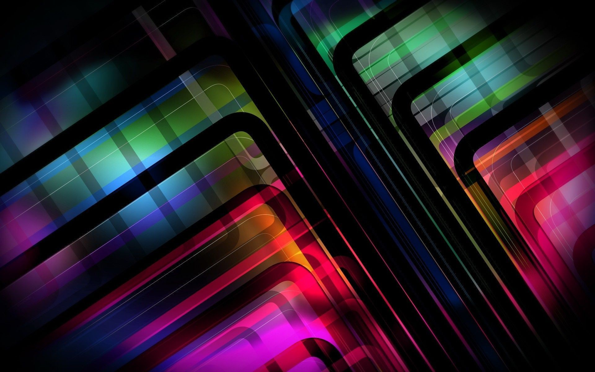 Neon Desktop Backgrounds (63+ images)