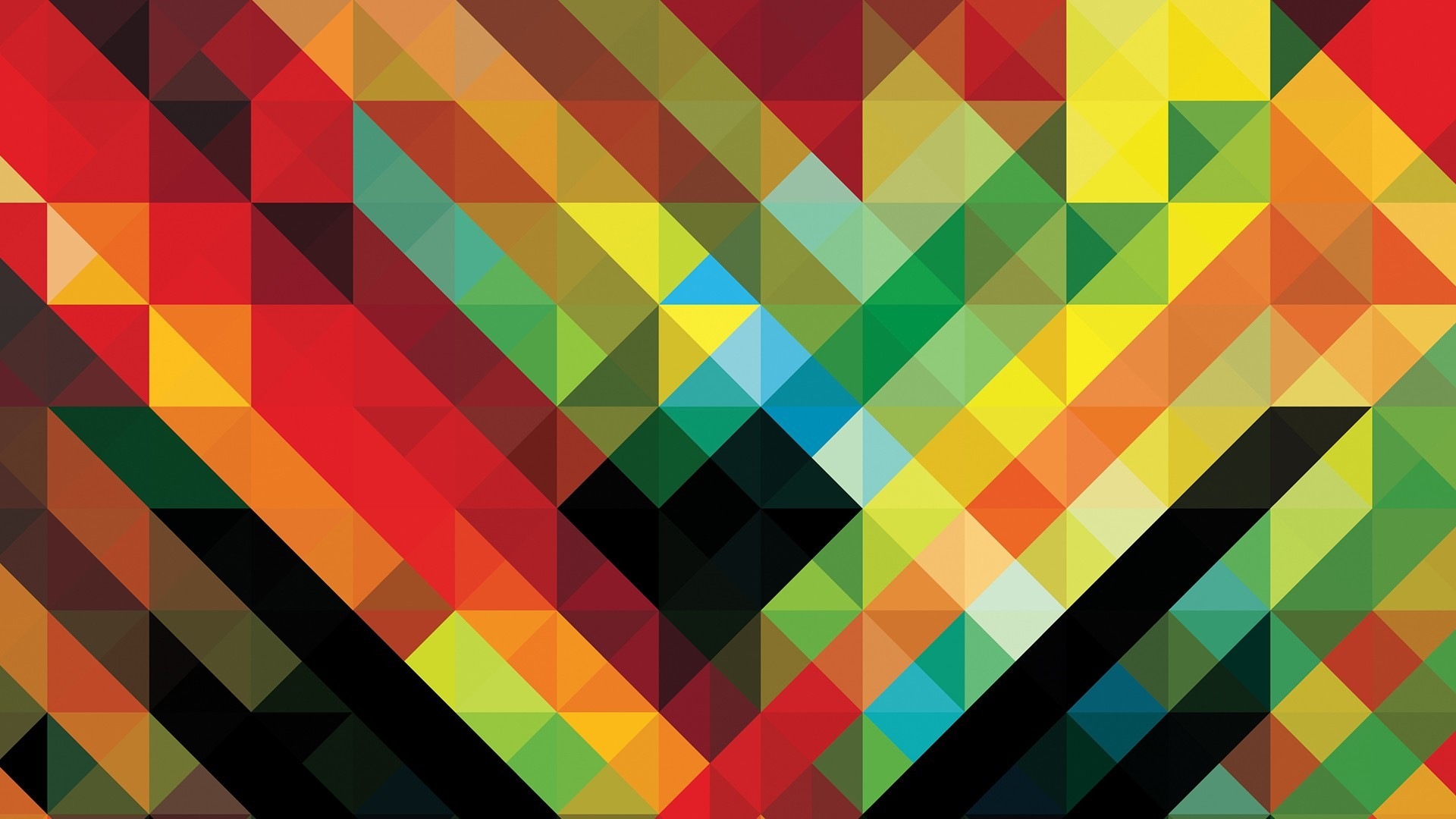 Free Colorful Geometric Wallpaper: Geometric Wallpapers For Desktop (63+ Images