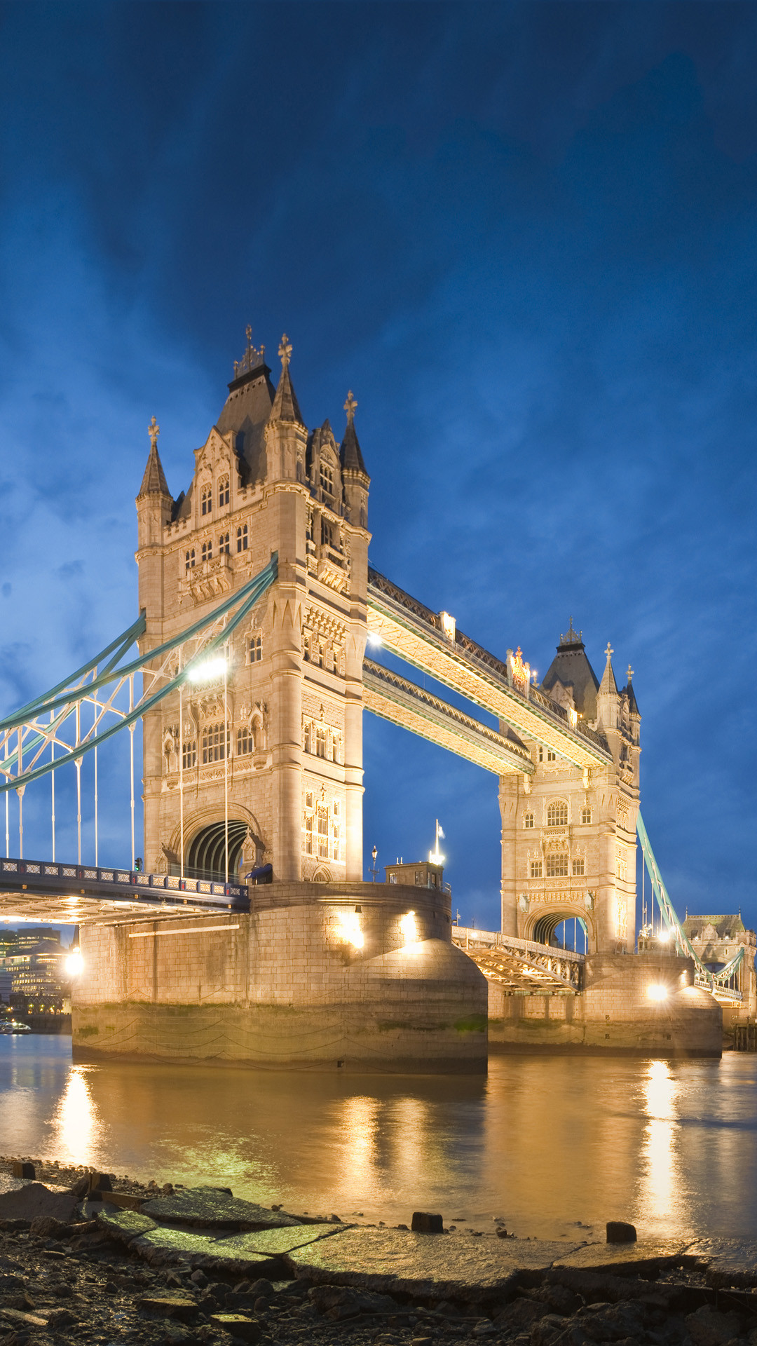 London Bridge Wallpape...