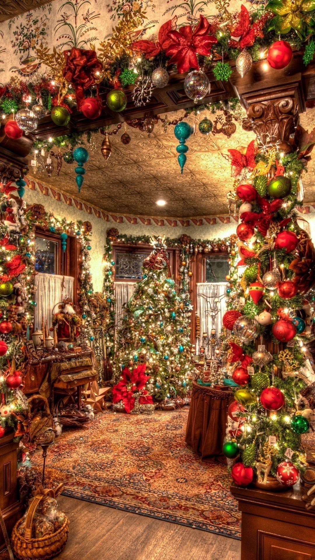 4k christmas wallpaper (51+ images)