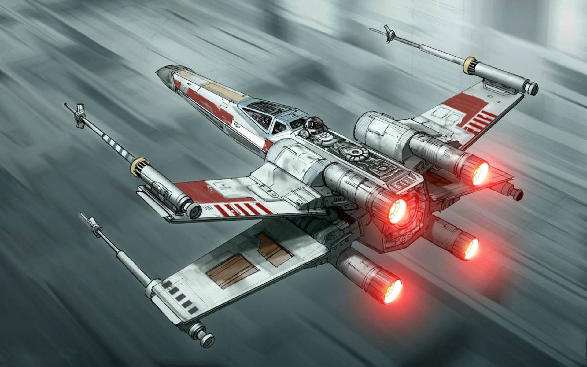 1920x1200 X-Wing Wallpaper | starwarsforce