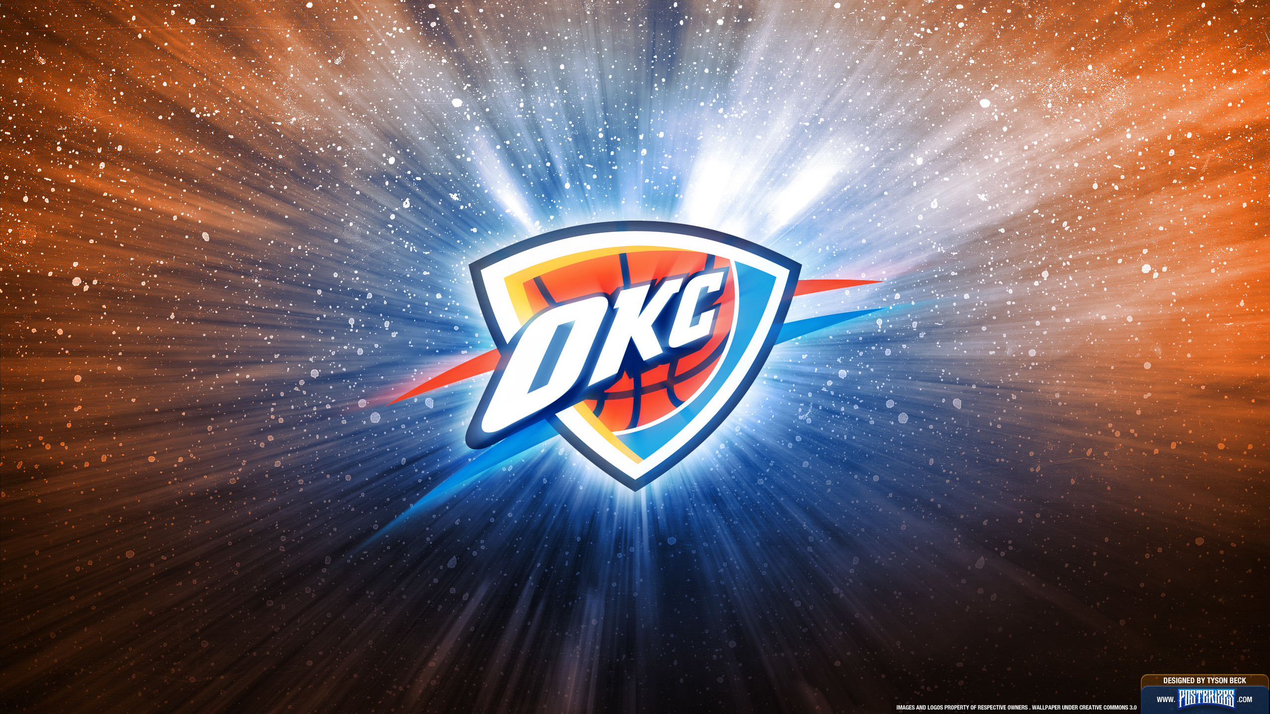 2560x1440 Android Oklahoma City Thunder Wallpapers | Full HD Pictures