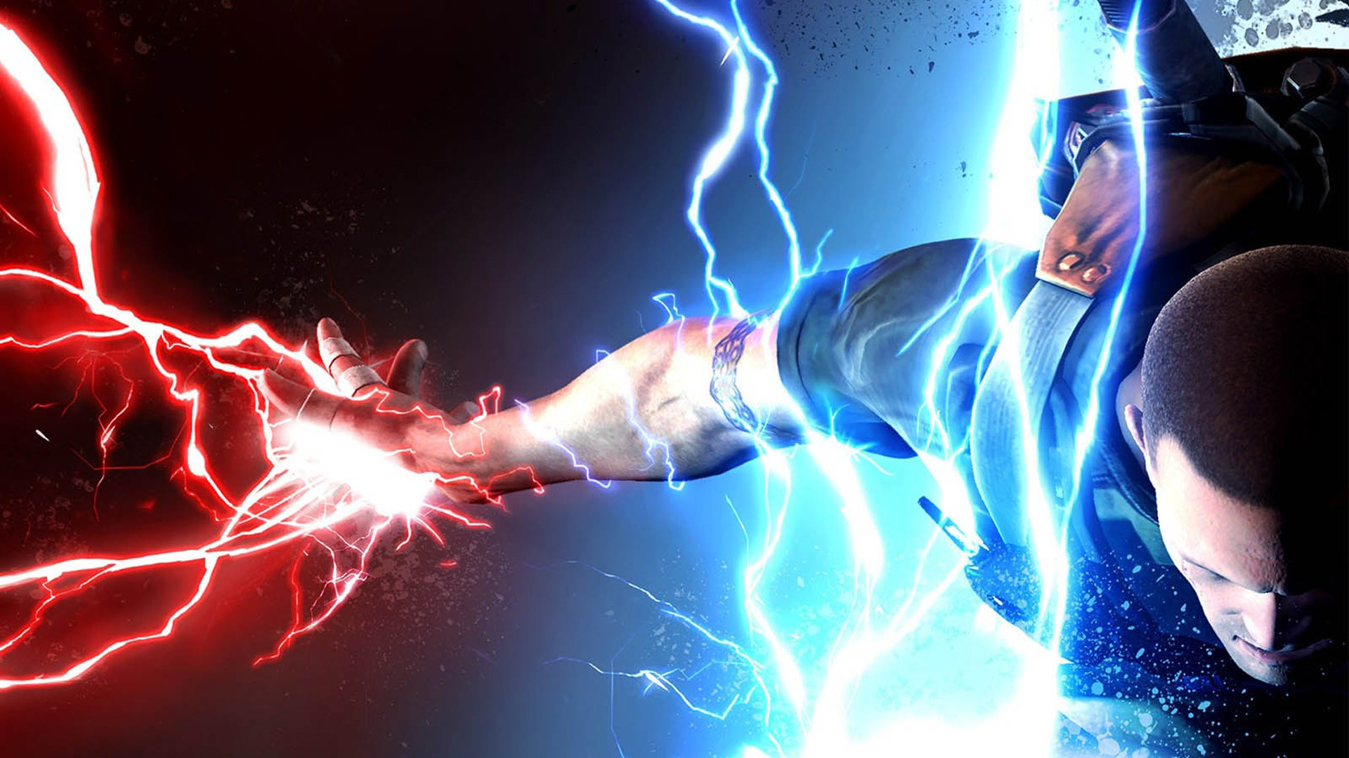 1920x1080 Free Infamous 2 Wallpaper in