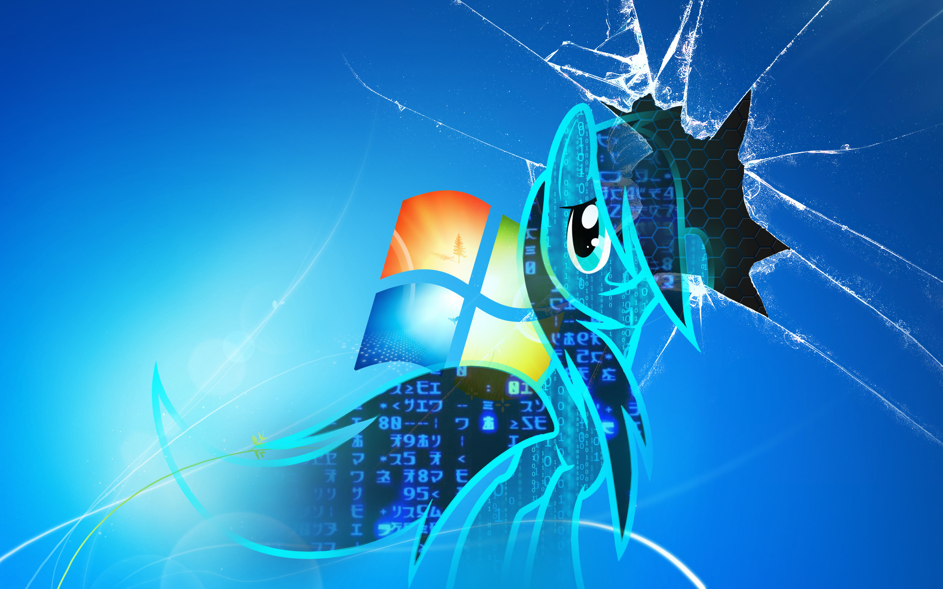 1920x1200 100% Quality HD-Broken Windows 10 | Impressive Broken Windows 10 Pics
