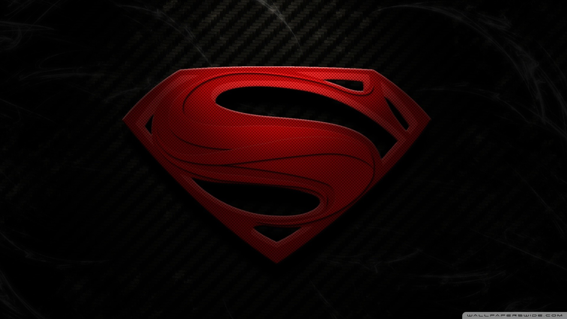 Superman Man Of Steel Wallpaper Hd 1920x1080 Man of Steel Logo Wall...