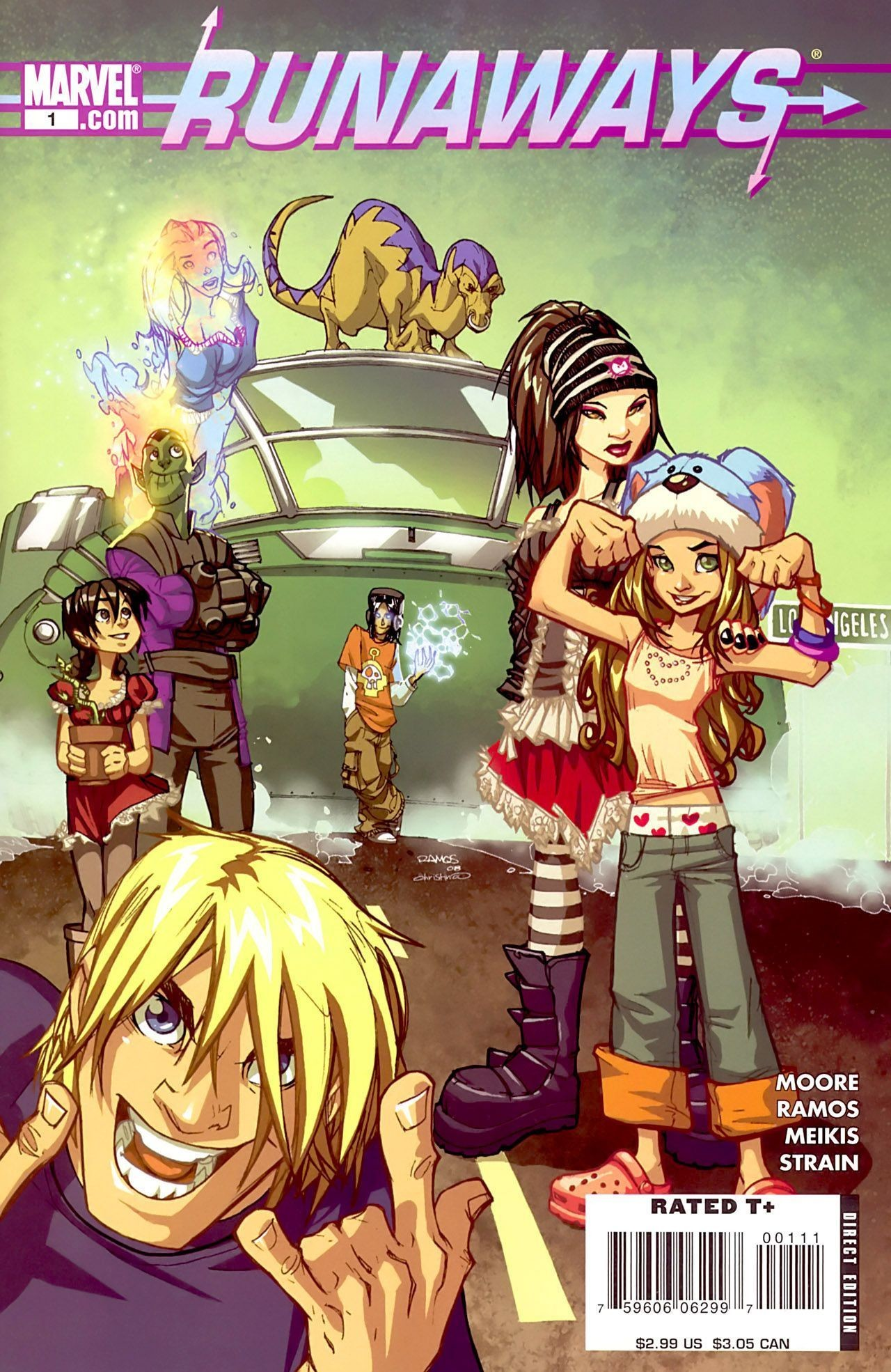 1280x1970 The Runaways (comics) images Volume 3 Covers HD wallpaper and background  photos