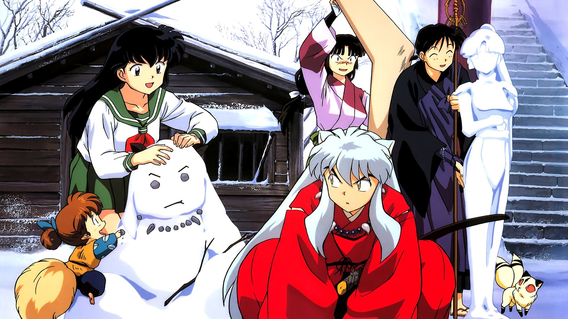 1920x1080 HD Wallpaper | Background ID:652644.  Anime InuYasha