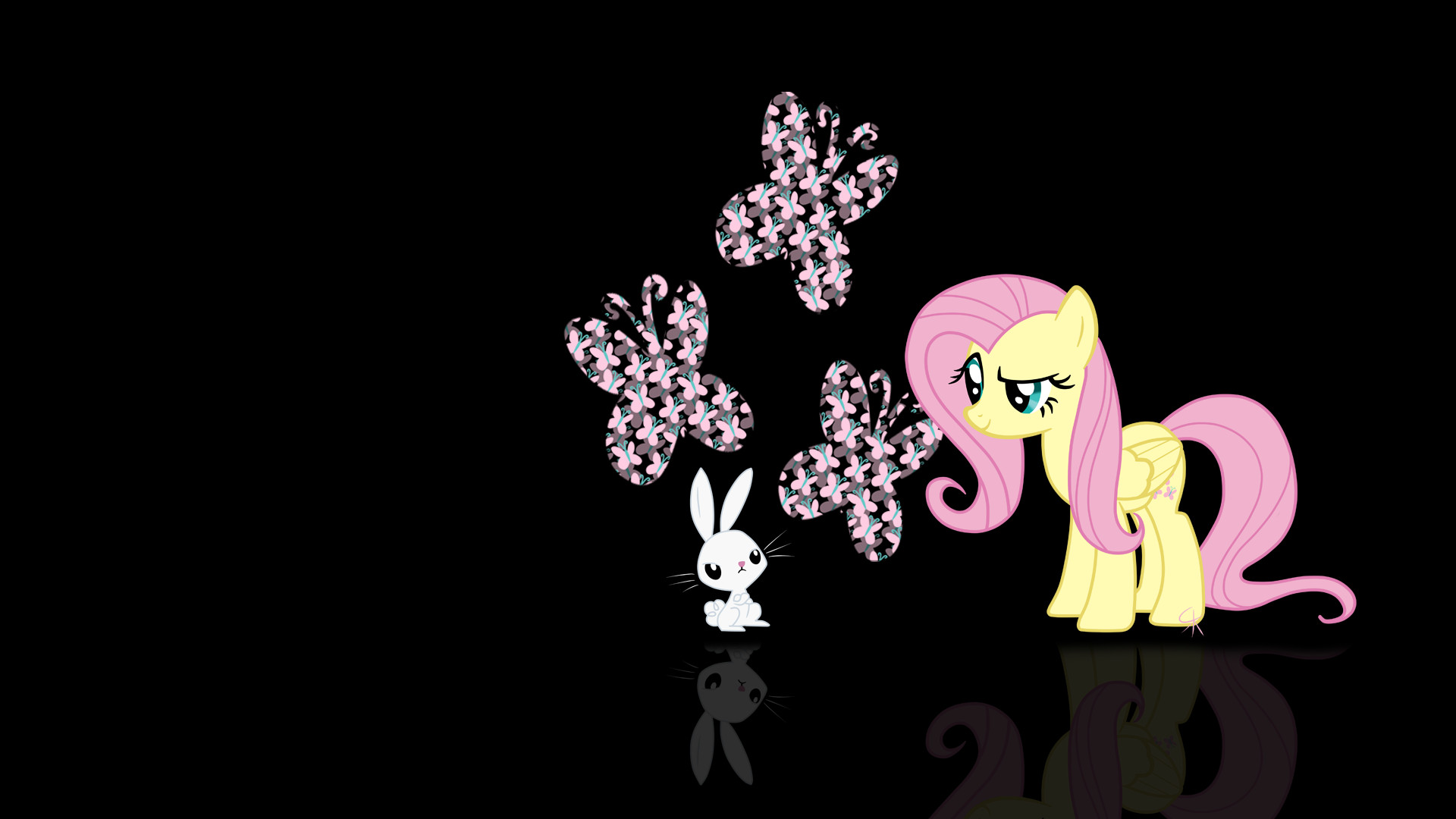 1920x1080 Fluttershy Wallpaper  HD by TheChouKen Fluttershy Wallpaper   HD by TheChouKen