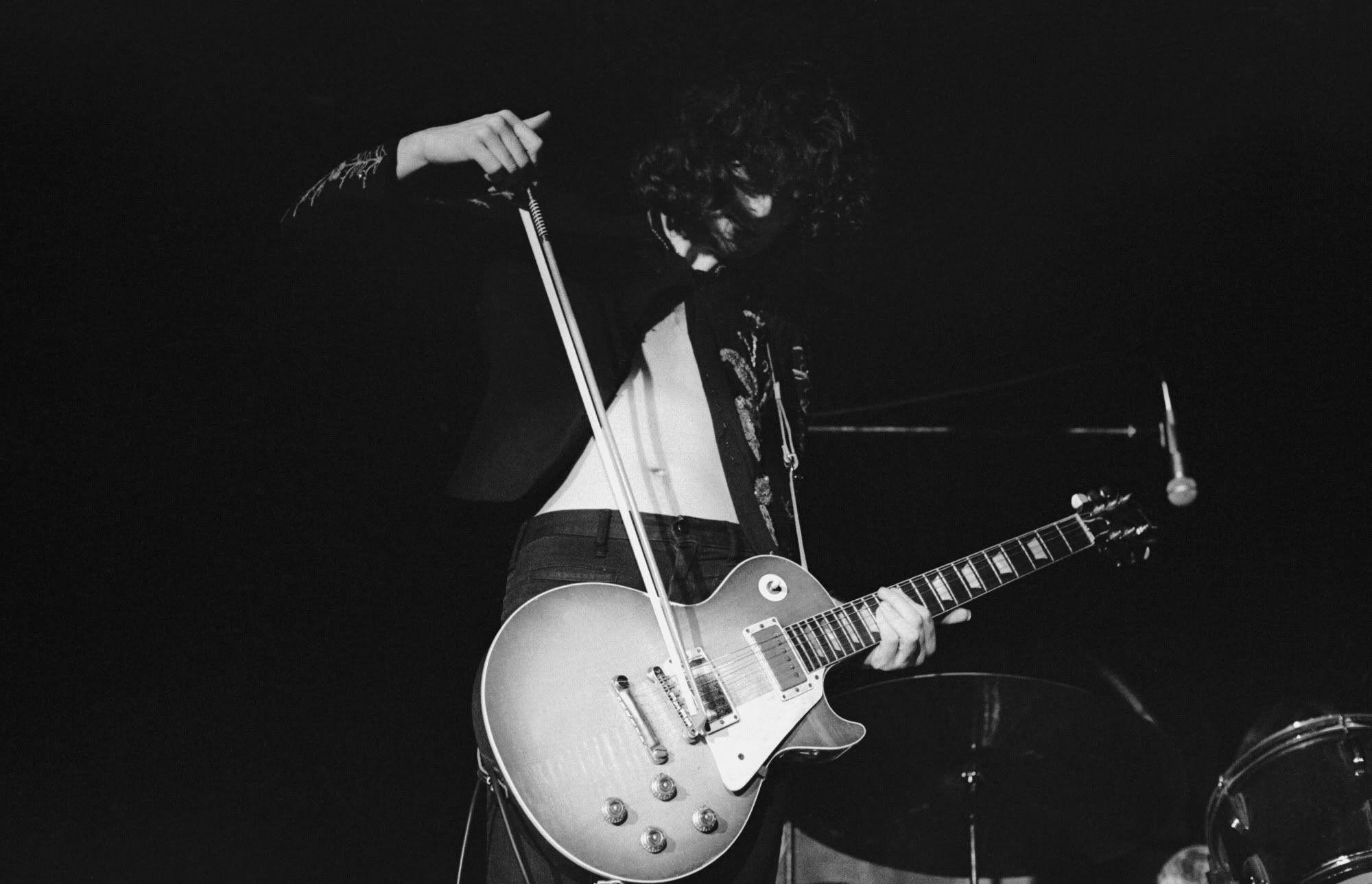Jimmy Page Wallpapers 55 Images