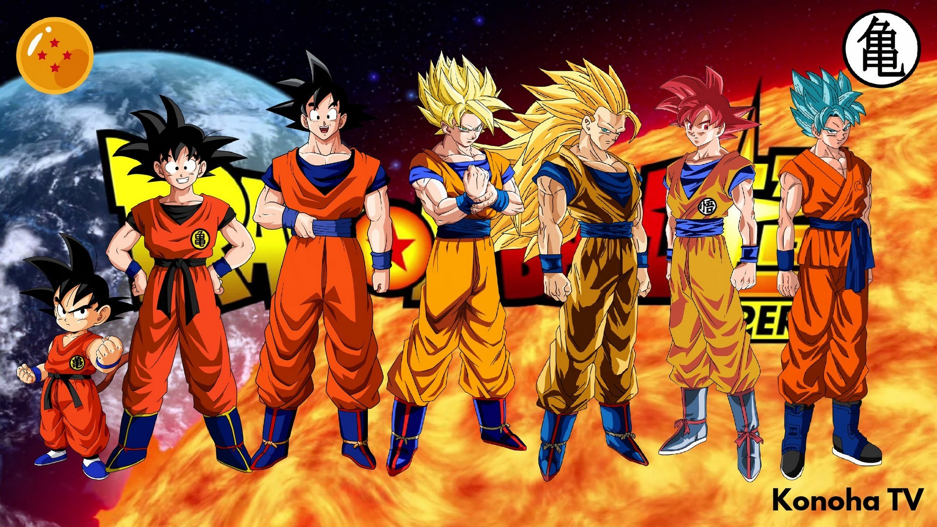 Dragon Ball Super Wallpapers (57+ images)