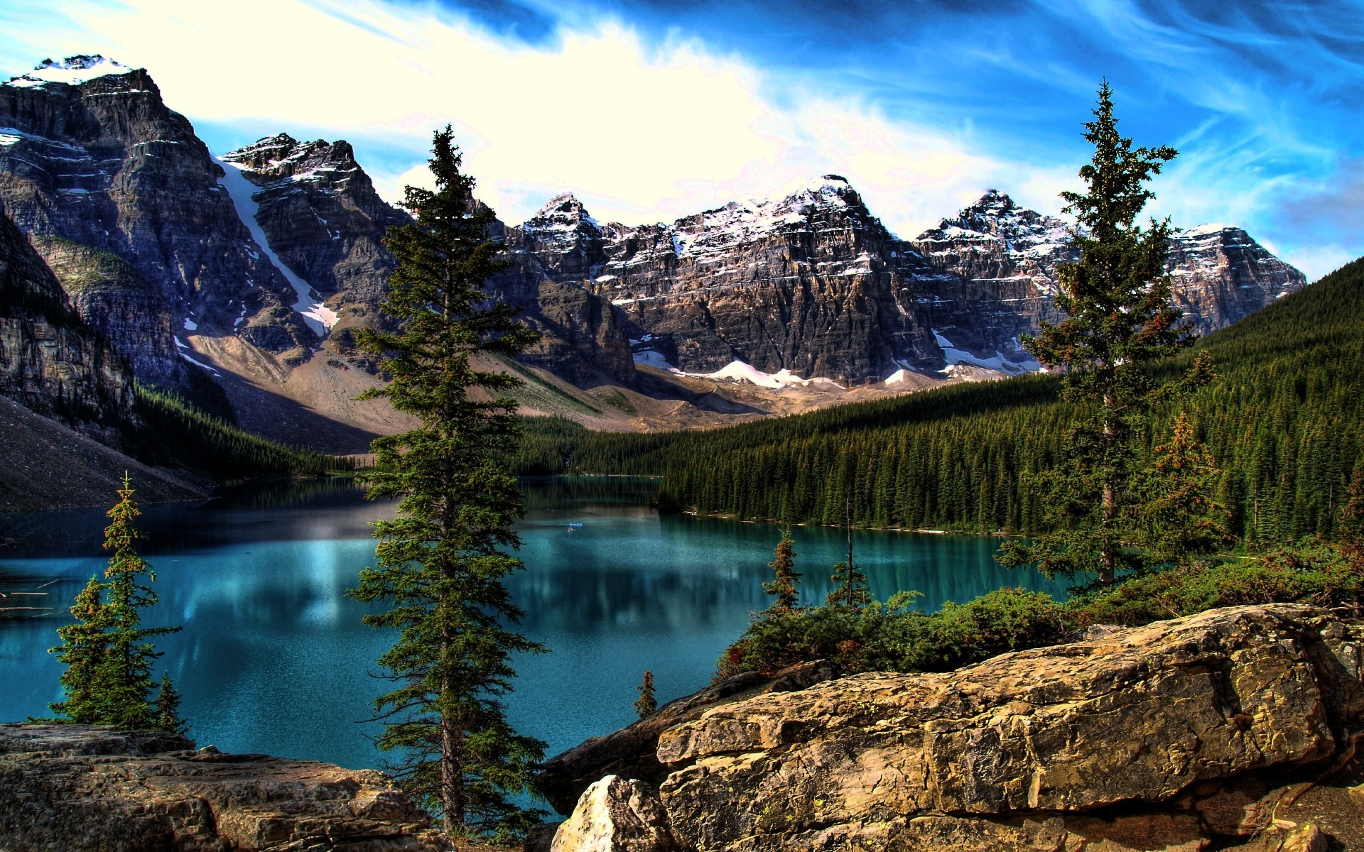 1920x1200 north american national parks | ... Wallpaper, Banff National Park, Alberta,