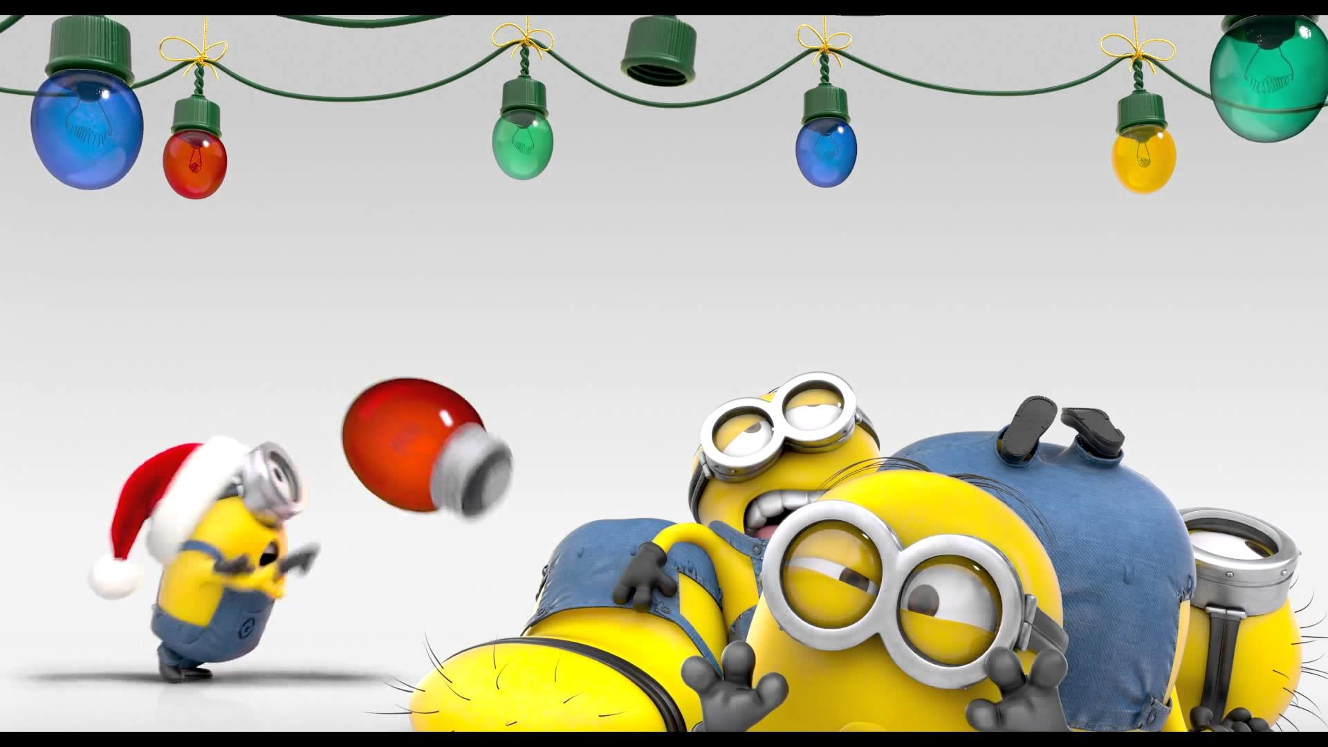 1920x1080 ... minions christmas desktop wallpapers hd wallpapers gifs ...