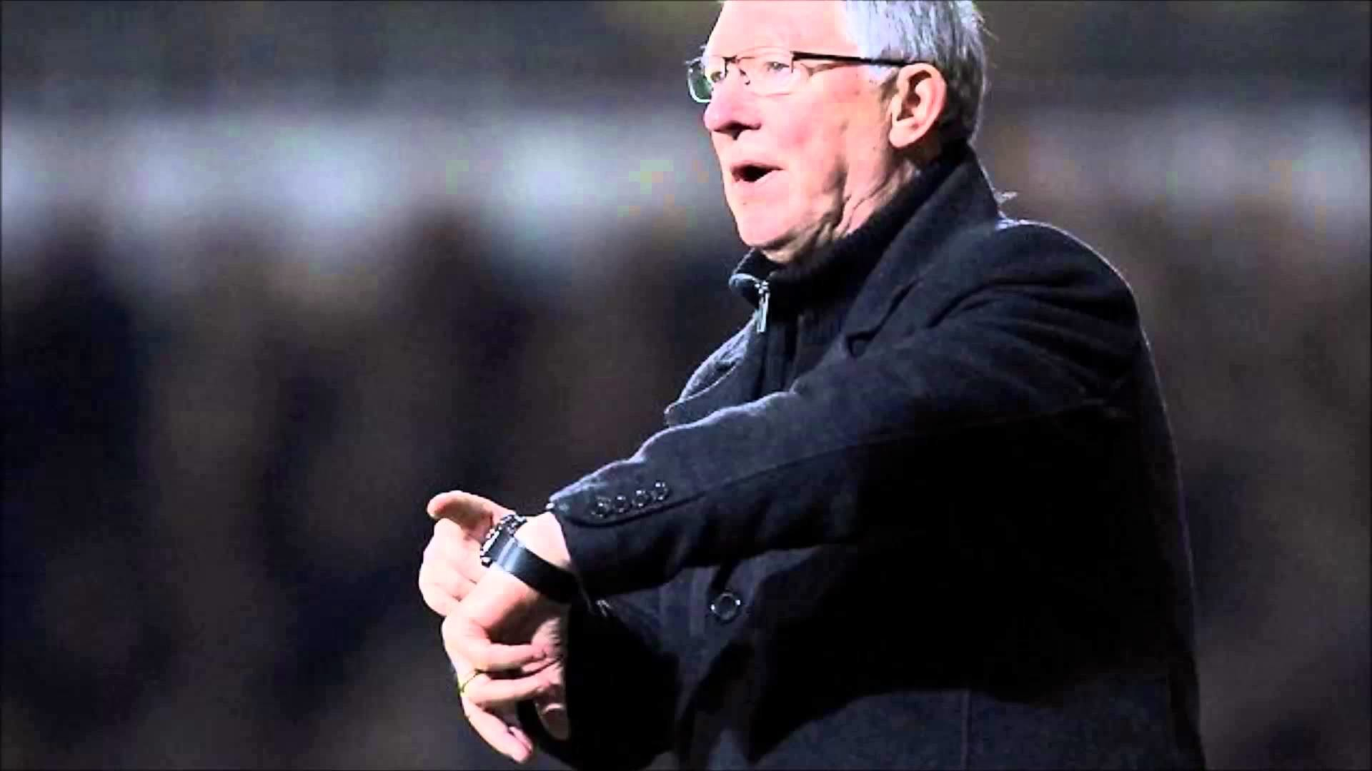 1920x1080 Alex Ferguson. Best bits slideshow by Nobberge