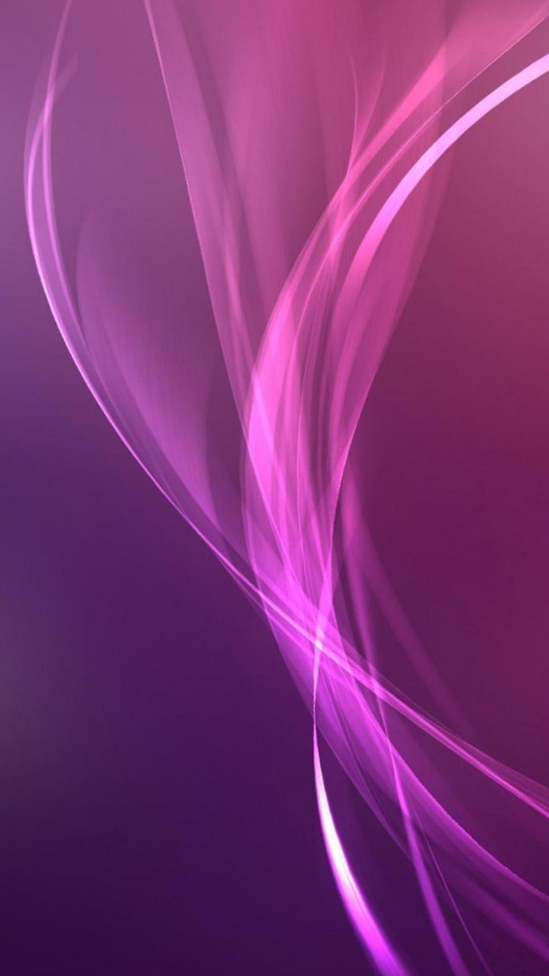1080x1920 Wallpaper backgrounds · http://mwp4.me/abstract/purple-translucent-curves-