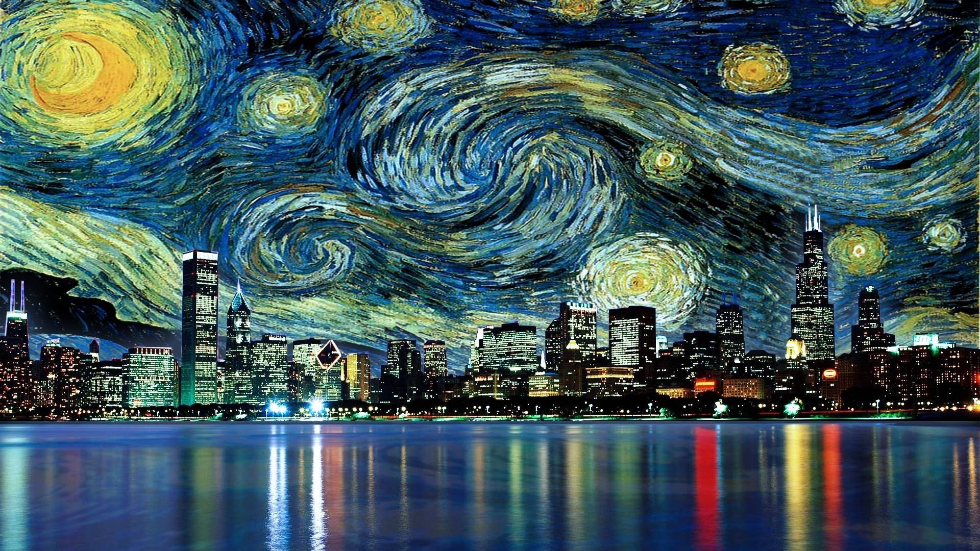 Starry Night Wallpaper (70+ images)