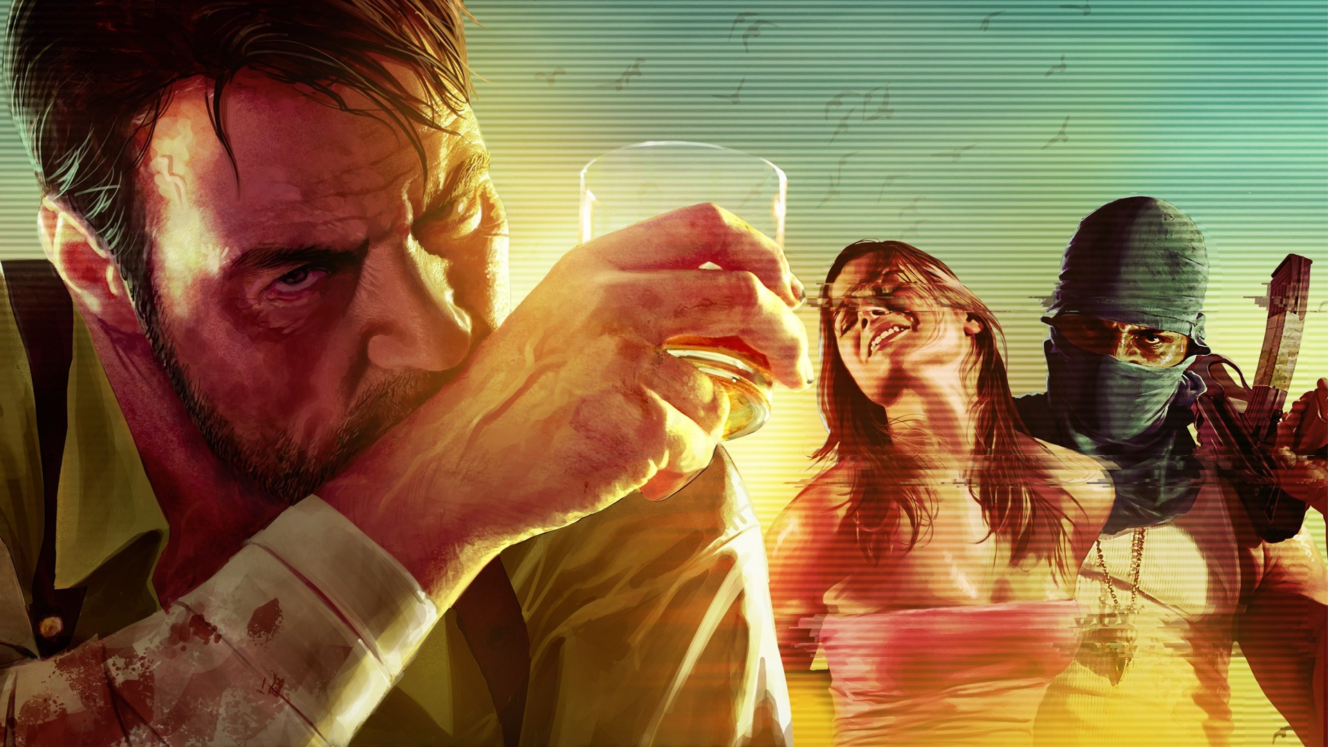 1920x1080 Max Payne, Video Games, Max Payne 3 Wallpapers HD / Desktop and Mobile  Backgrounds