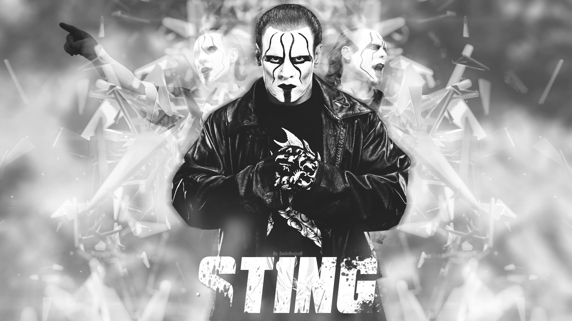 1920x1080 WWE Sting Wallpapers - WallpaperSafari