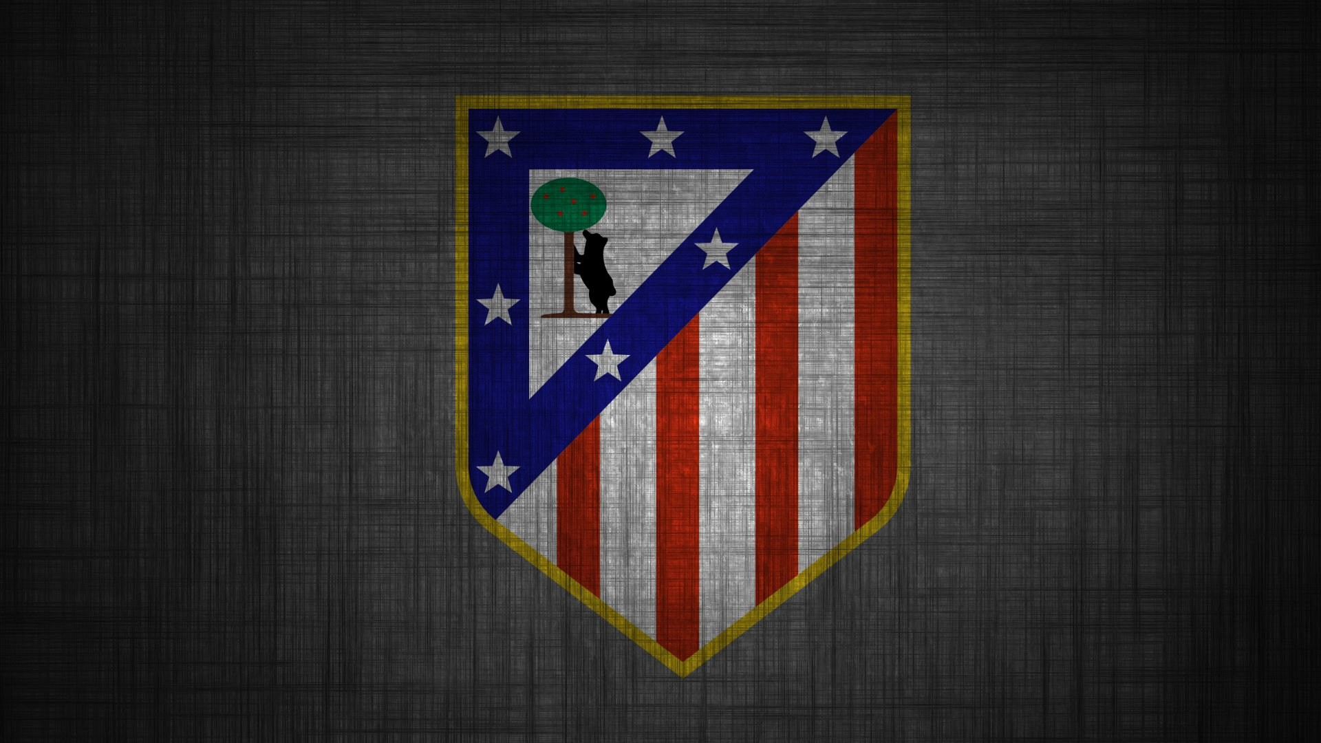 1920x1080 Abstract Atletico Madrid Logo Wallpaper